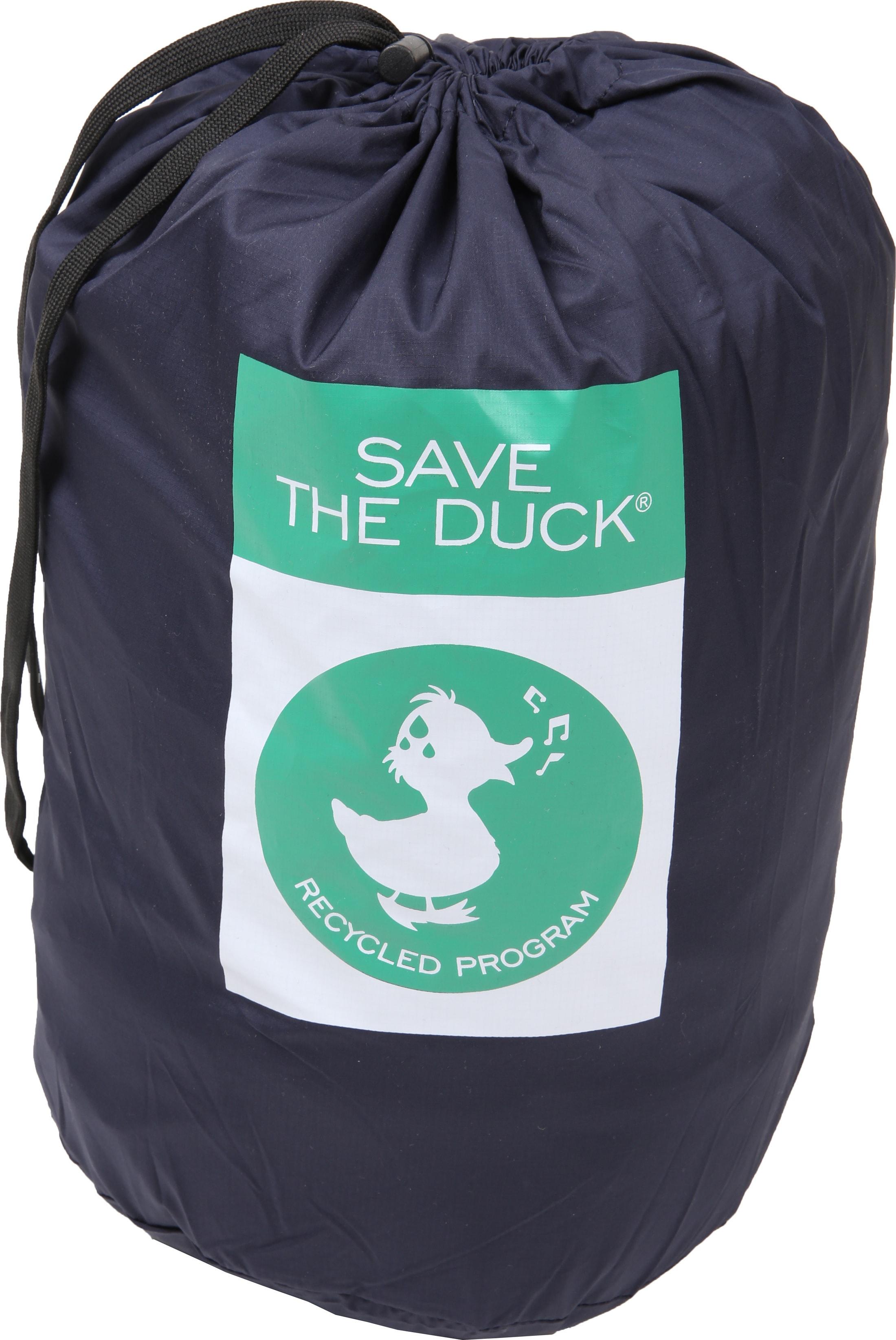 Save the Duck Jas Warm Navy foto 7
