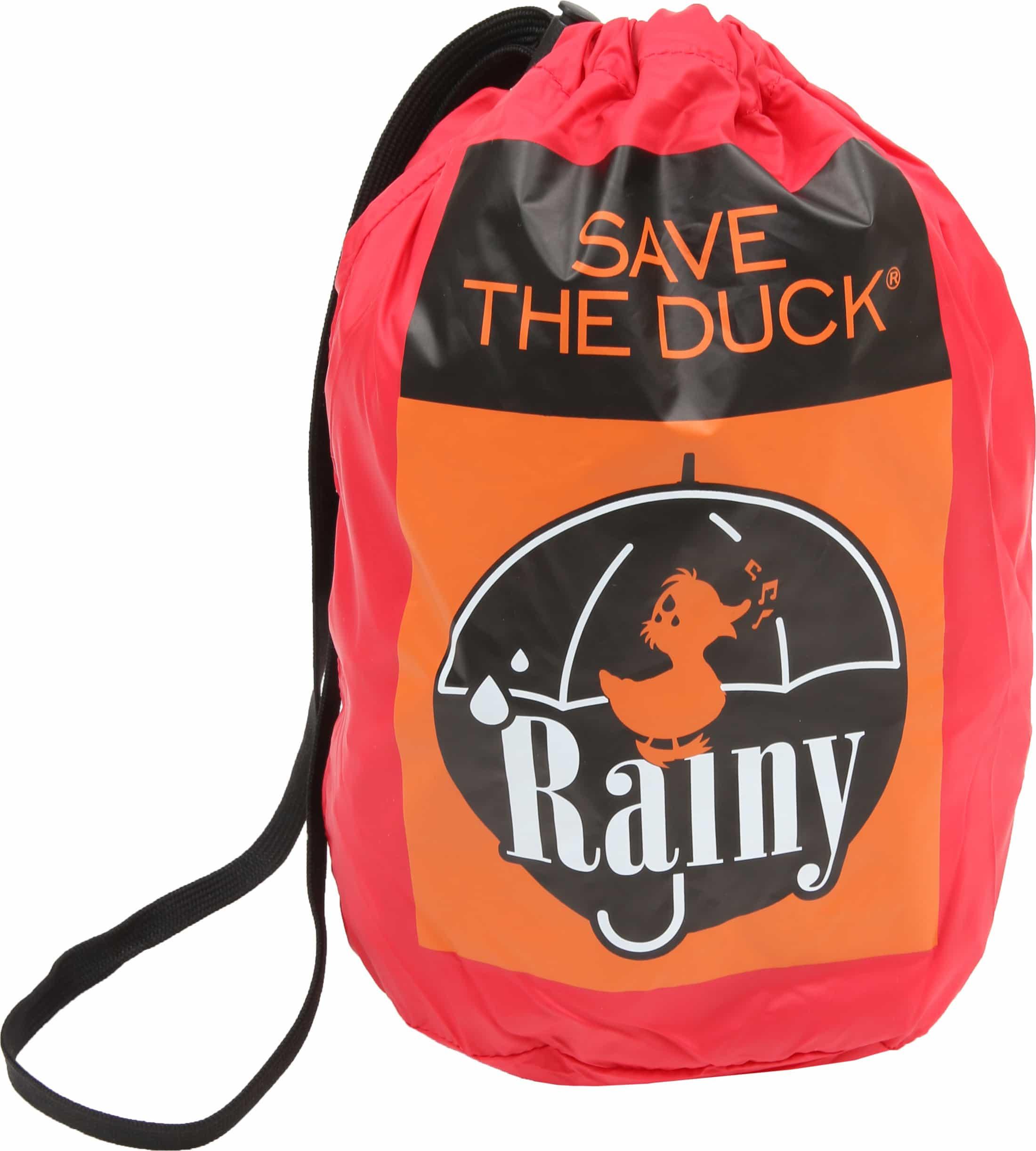 Save The Duck Maty Jas Hooded Groen foto 6