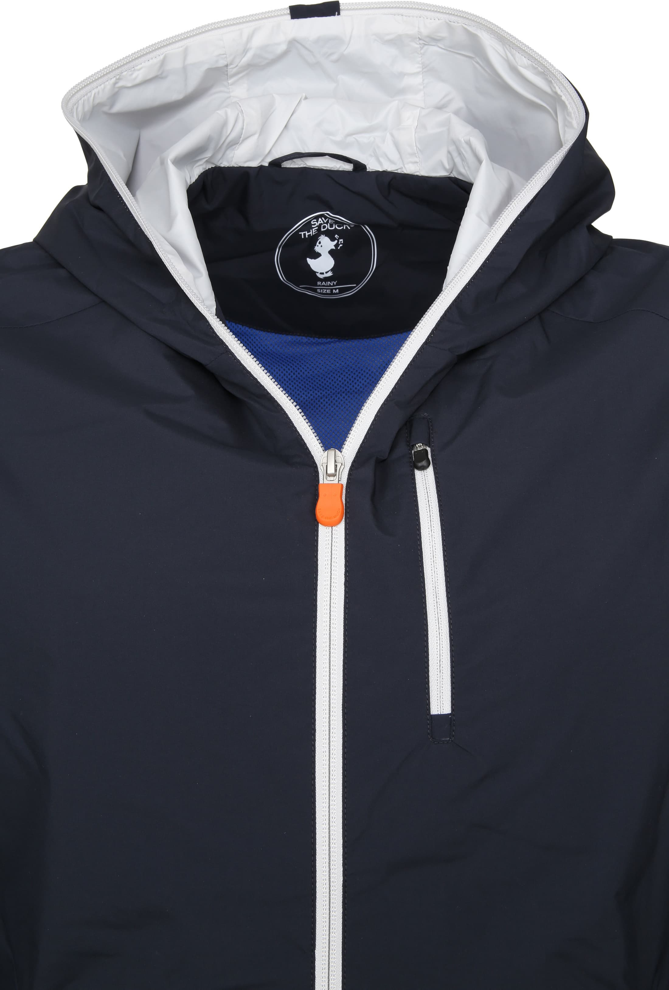 Save The Duck Maty Jas Hooded Navy foto 1