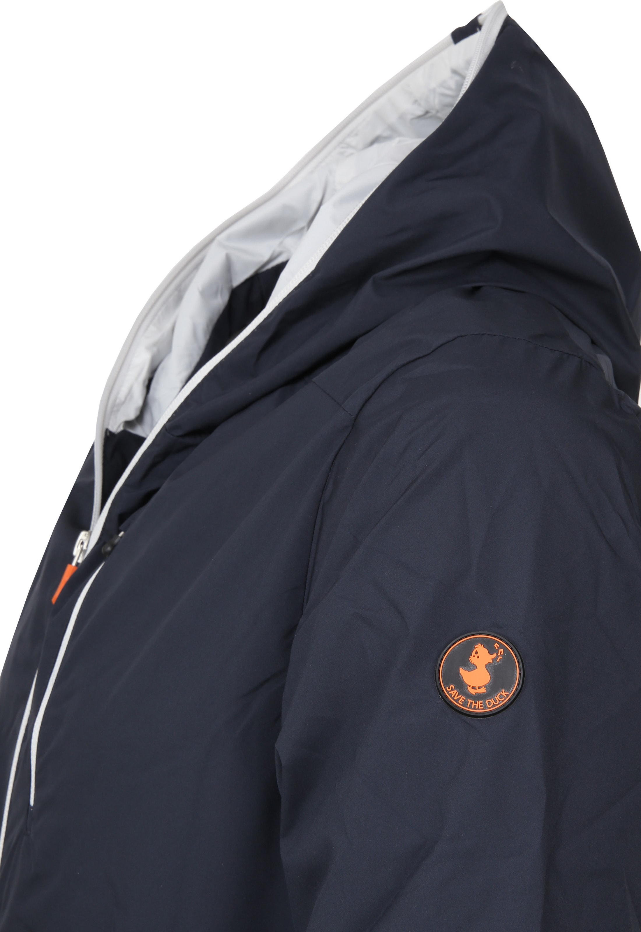 Save The Duck Maty Jas Hooded Navy foto 2