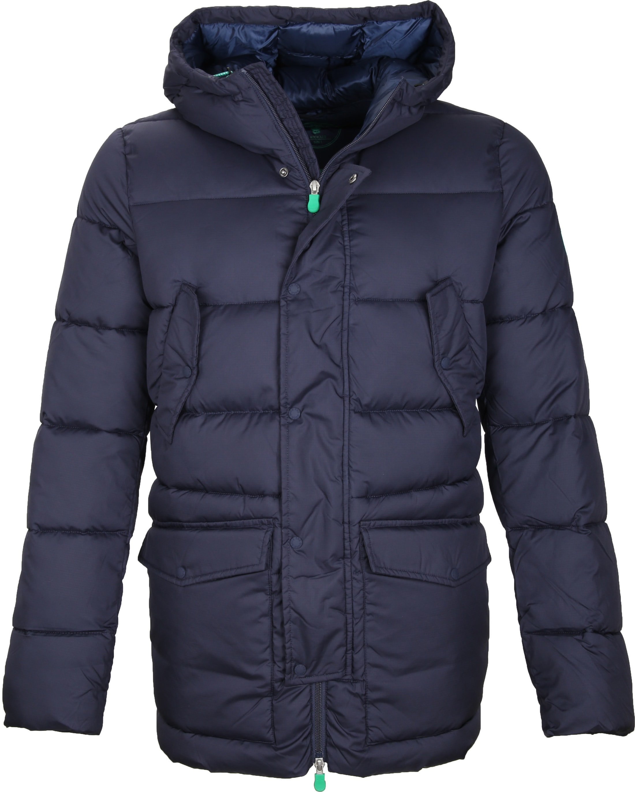 new style a8ef7 f55d8 Save the Duck Warm Jacket Navy