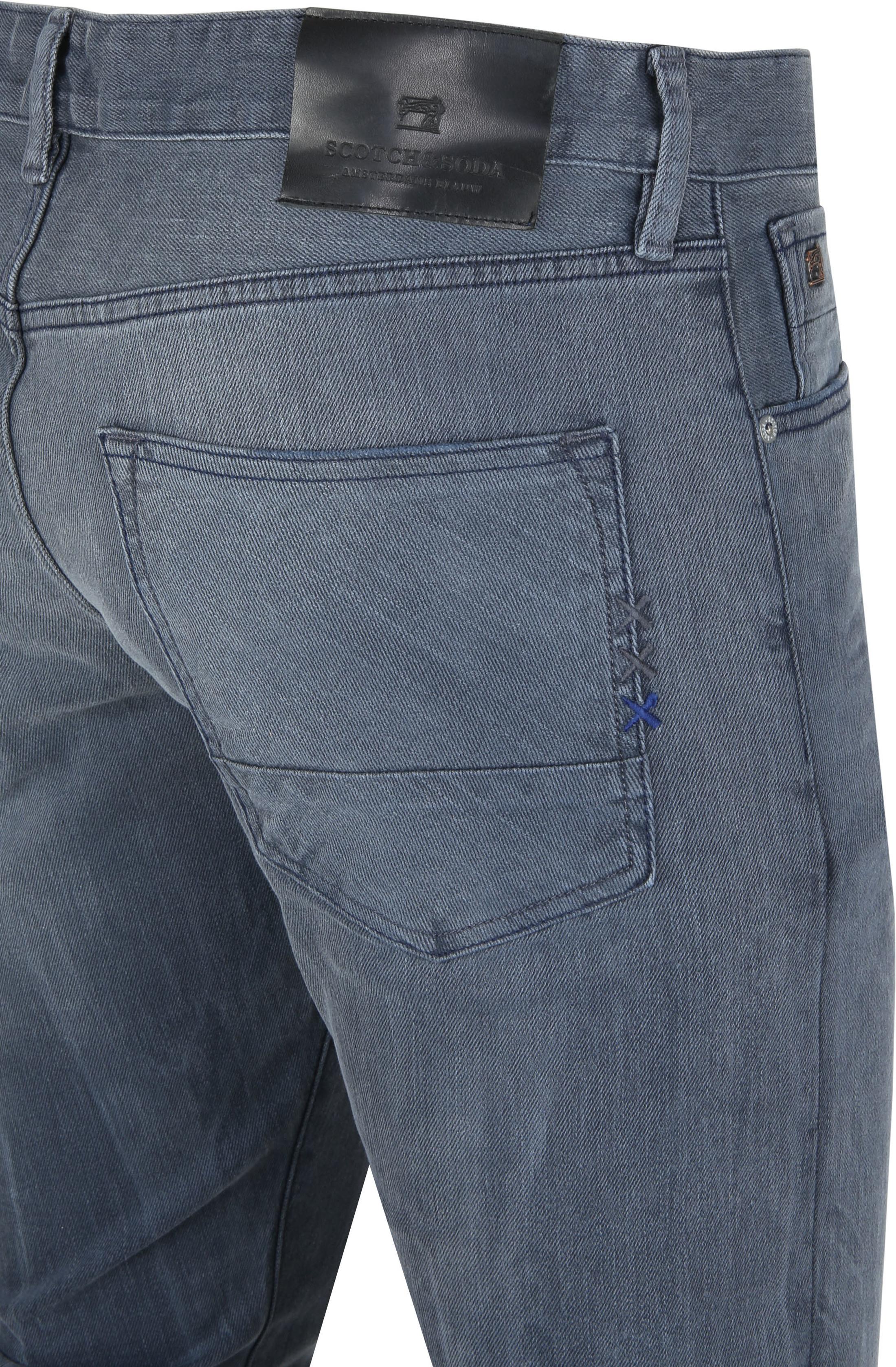 Scotch and Soda Ralston Jeans Concrete Bleach