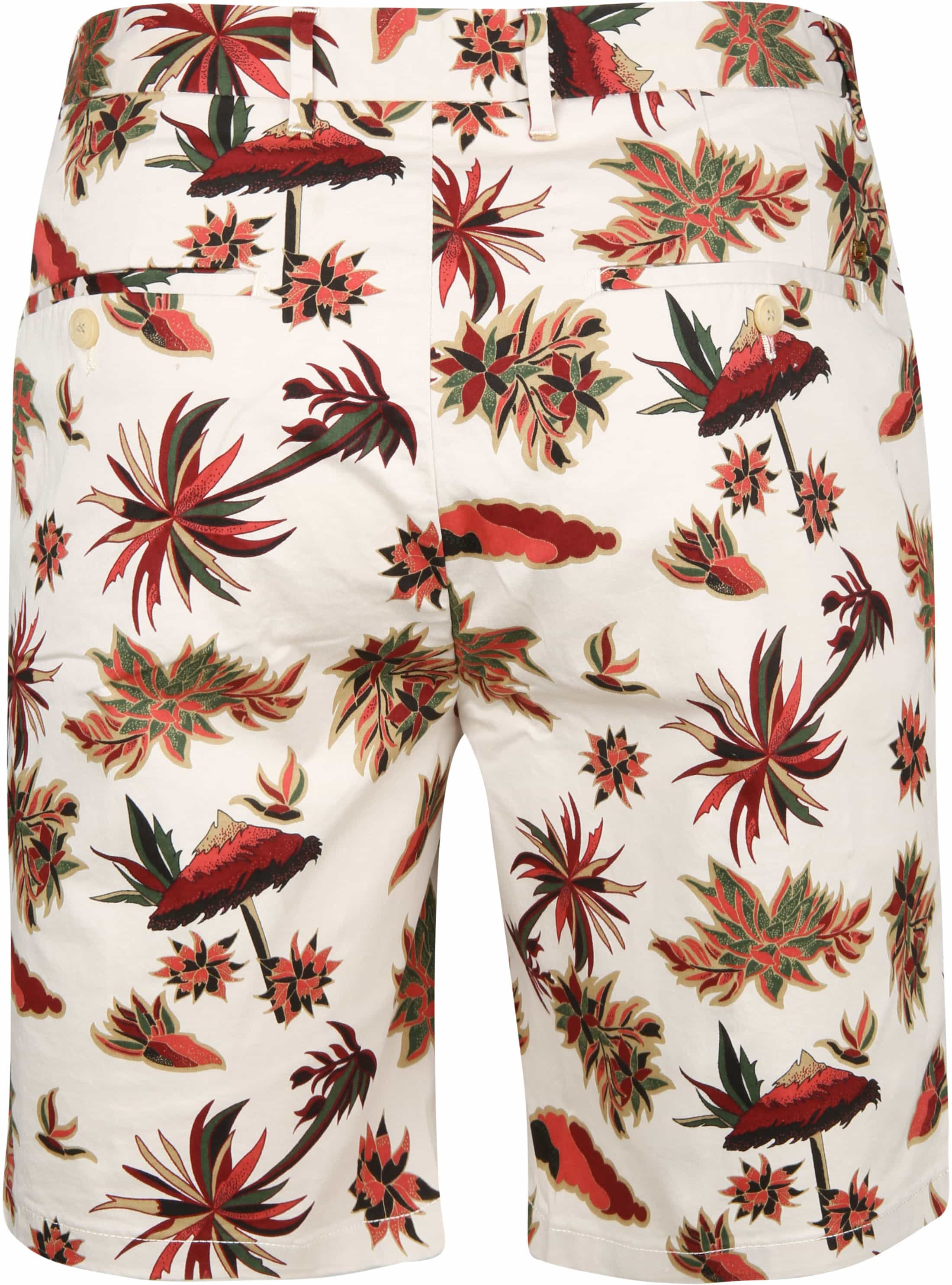 Scotch and Soda Short Eilandprint