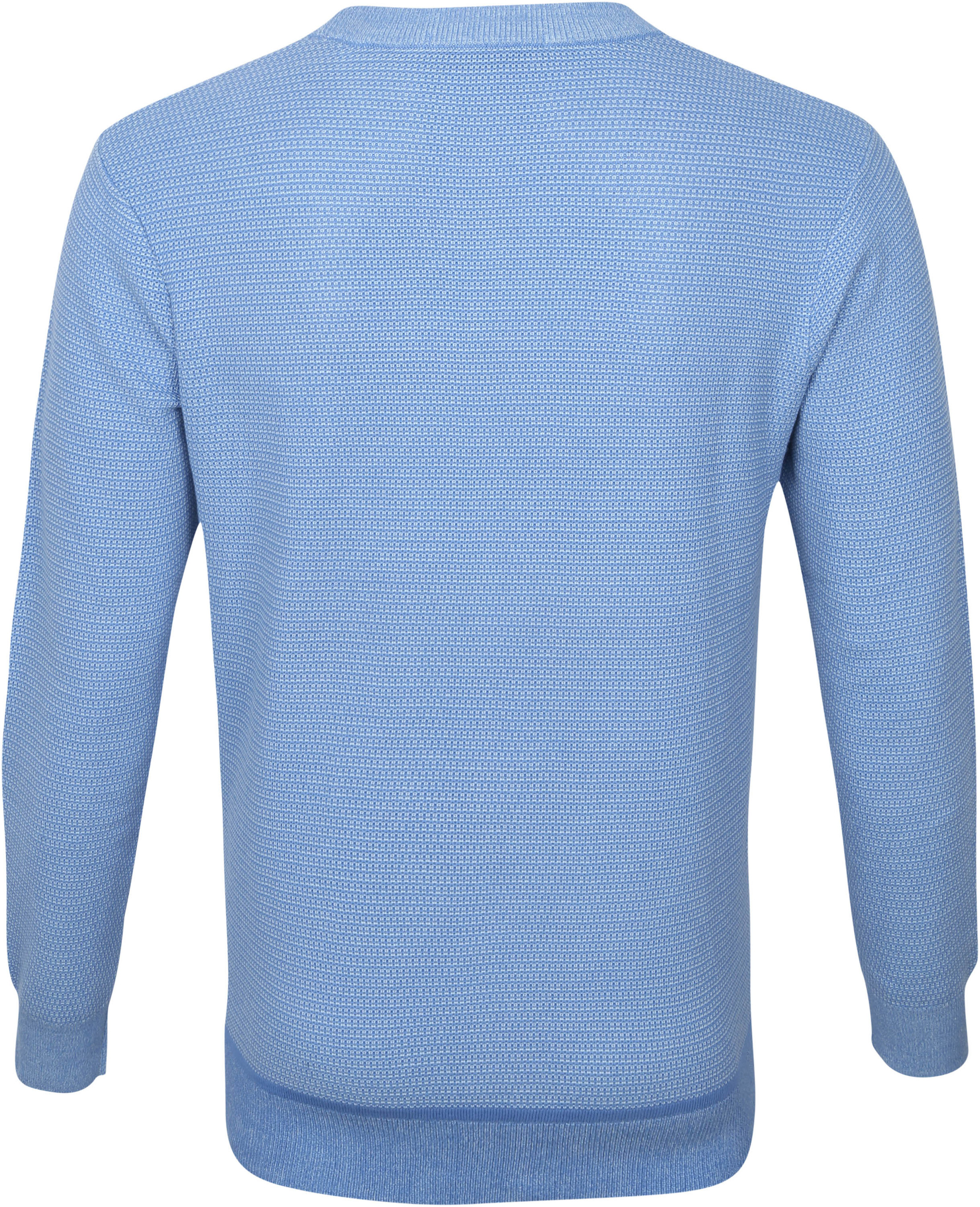Scotch and Soda Sweater Gebreid Blauw