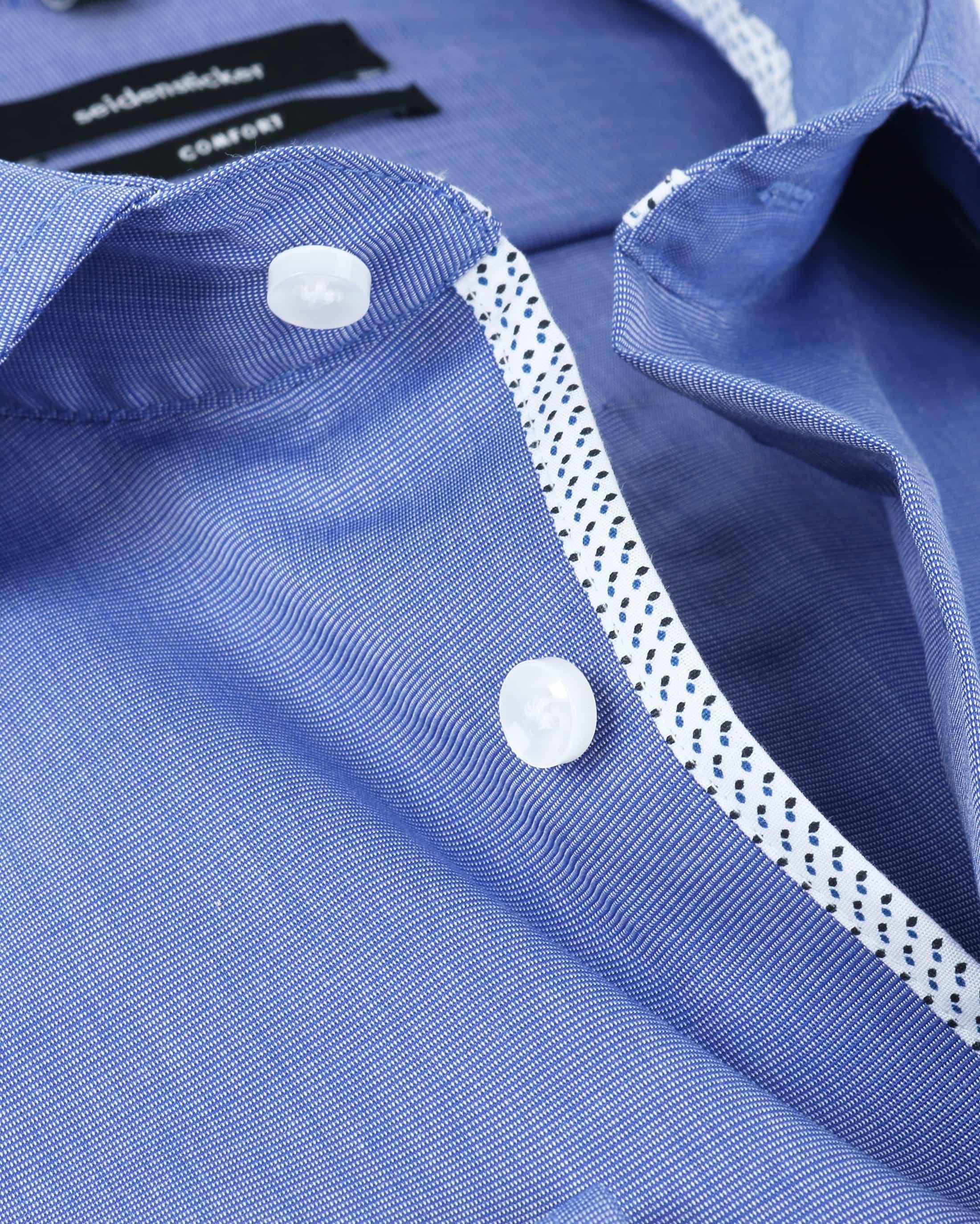 Seidensticker Bügelfrei Hemd CF Blau foto 1