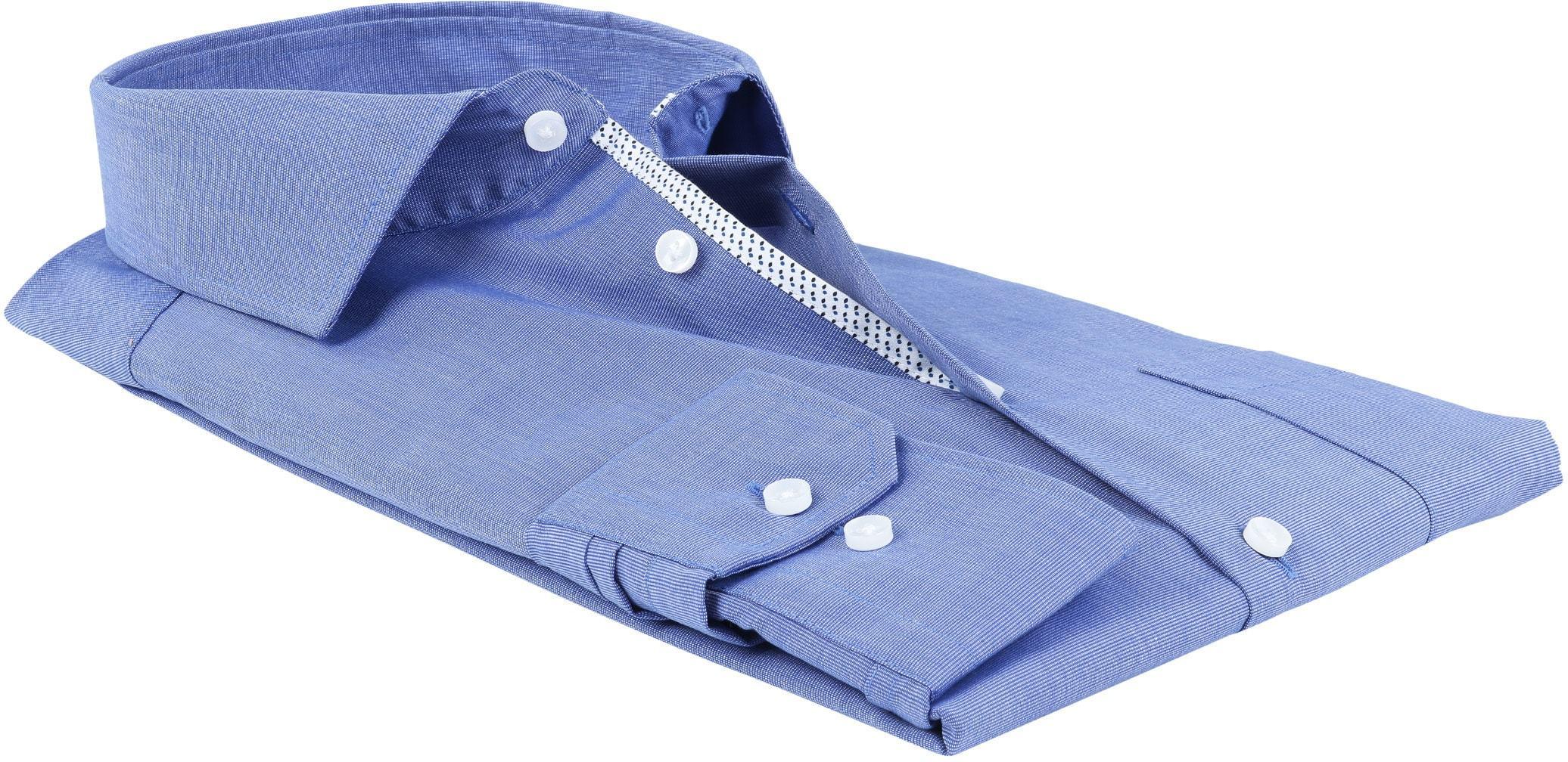 Seidensticker Bügelfrei Hemd CF Blau foto 2