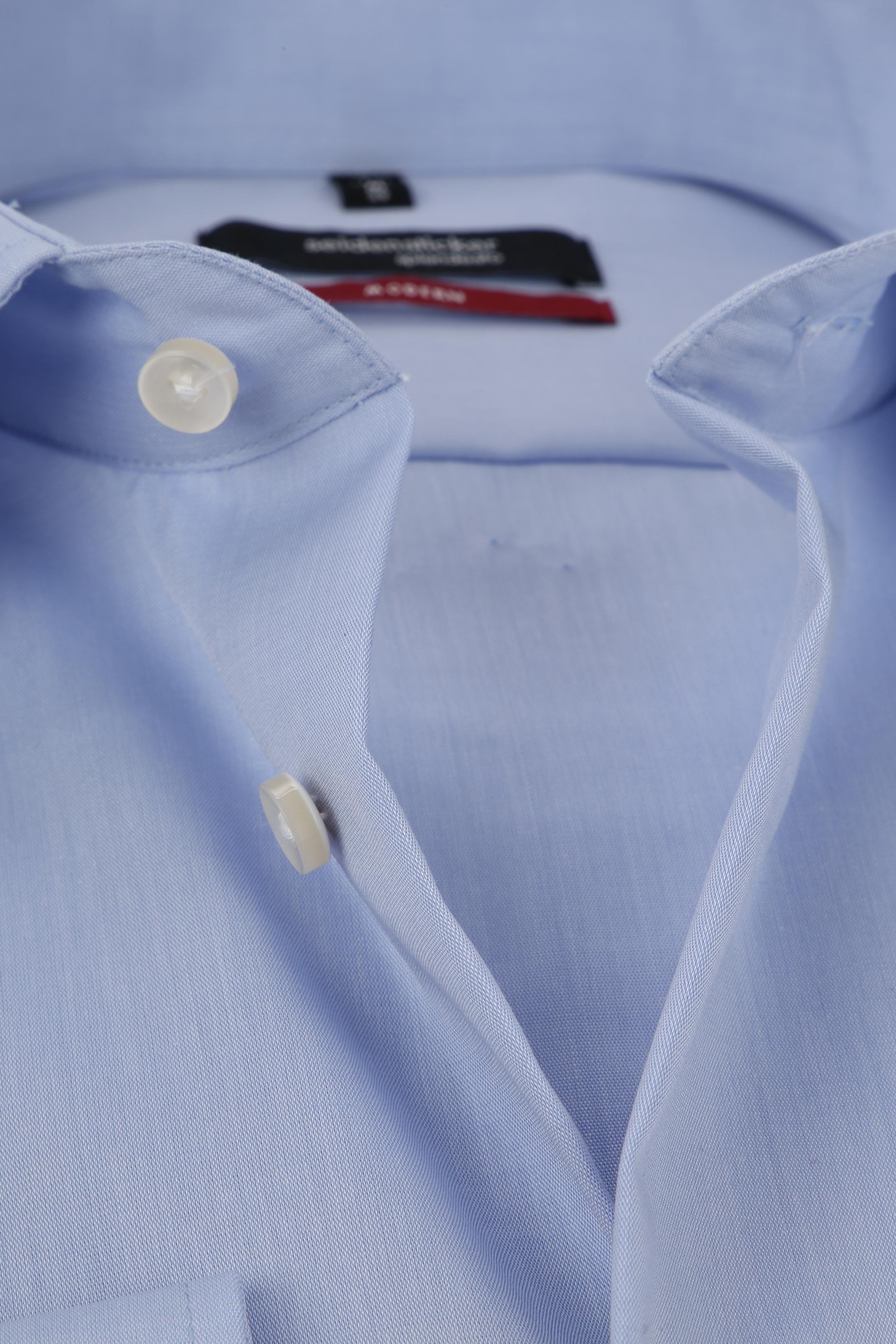 Seidensticker Hemd Bügelfrei Modern Light Blue foto 1