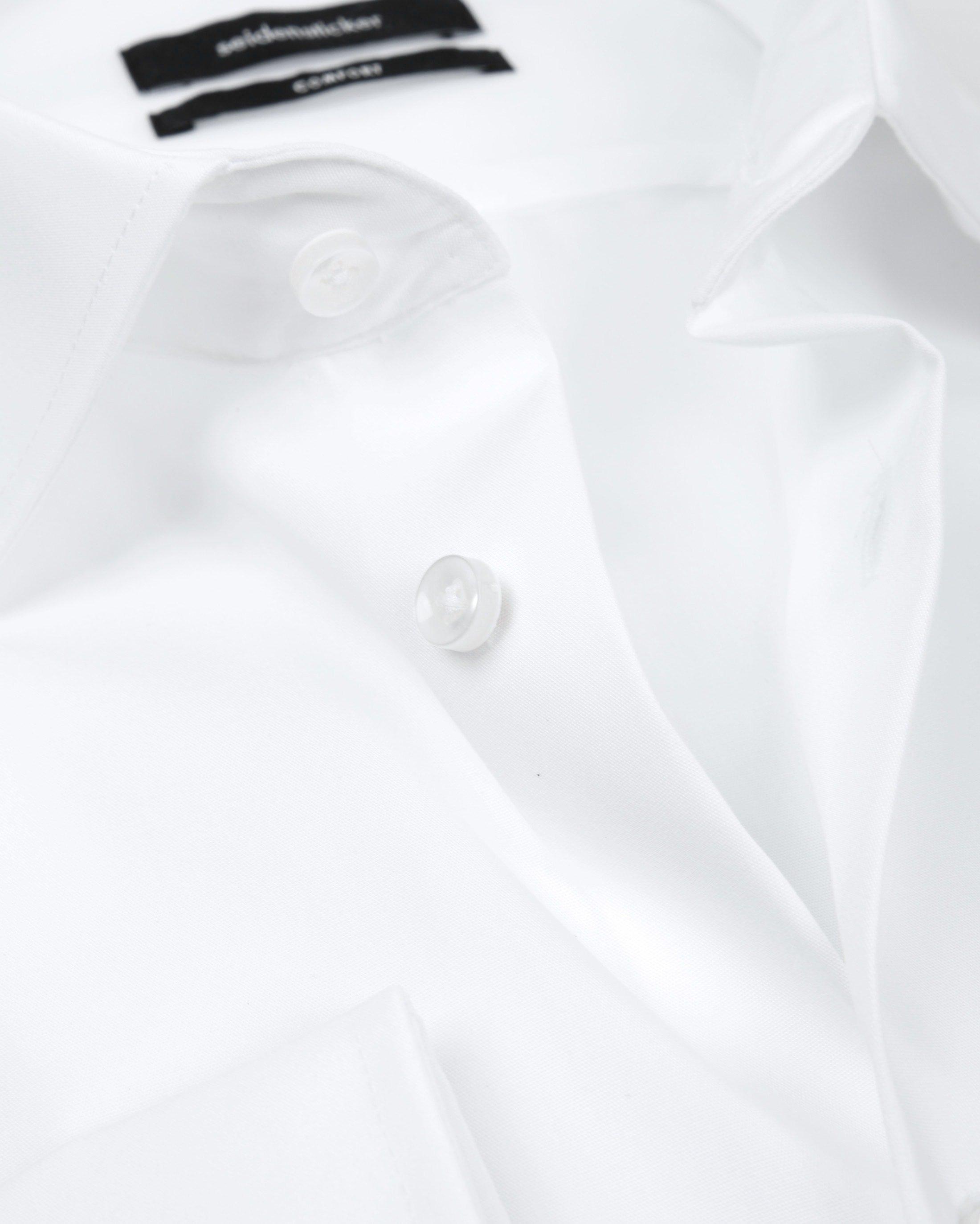 Seidensticker Non Iron Comfort-Fit White S7 foto 1