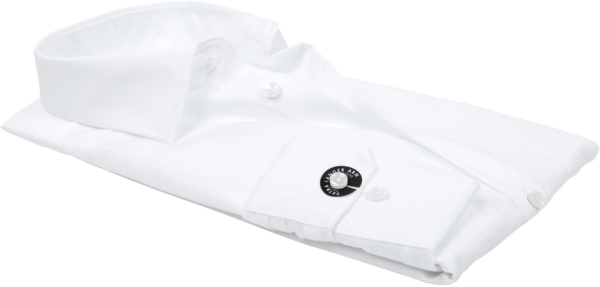 Seidensticker Non Iron Comfort-Fit White S7 foto 2