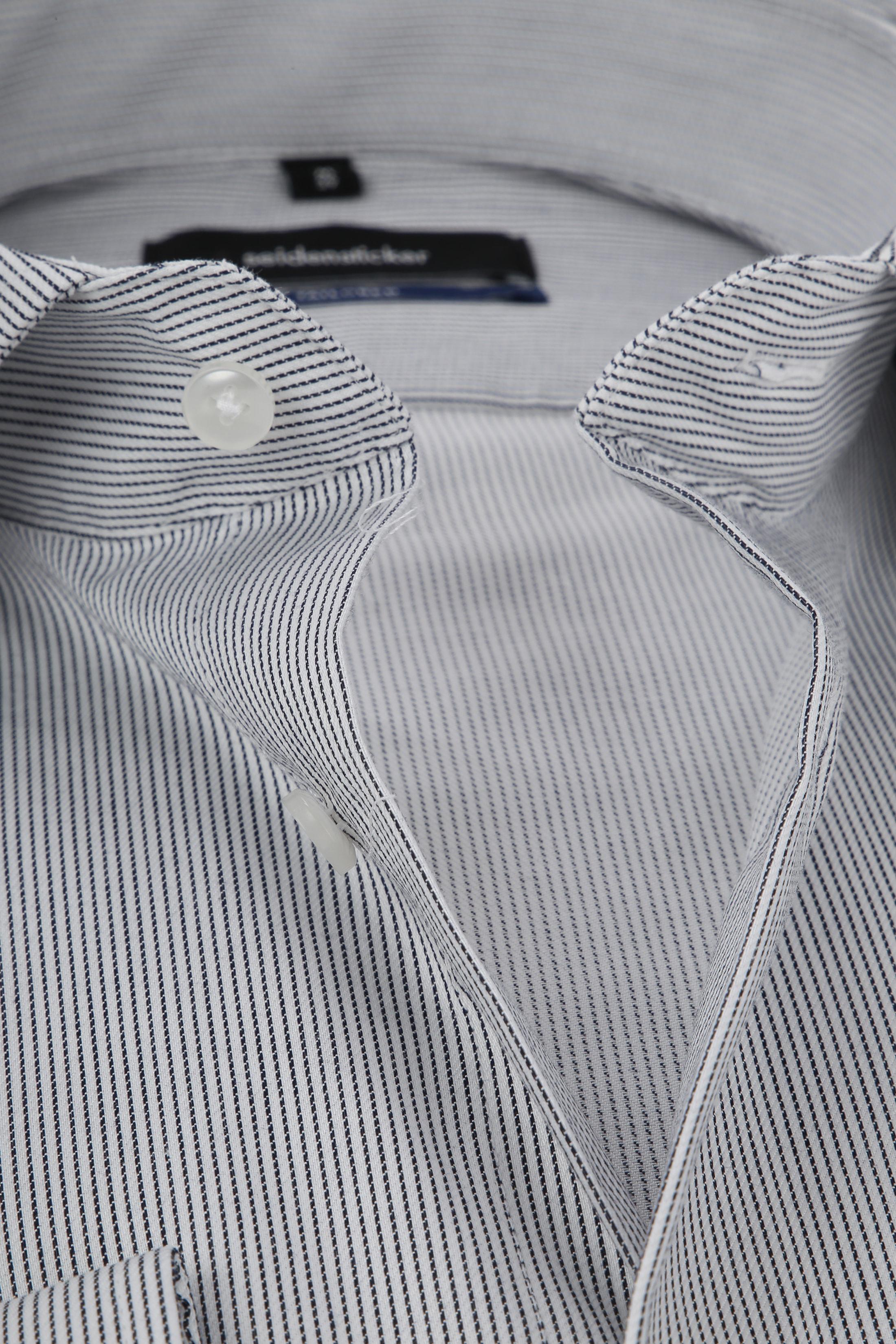 Seidensticker Overhemd Grijs foto 1
