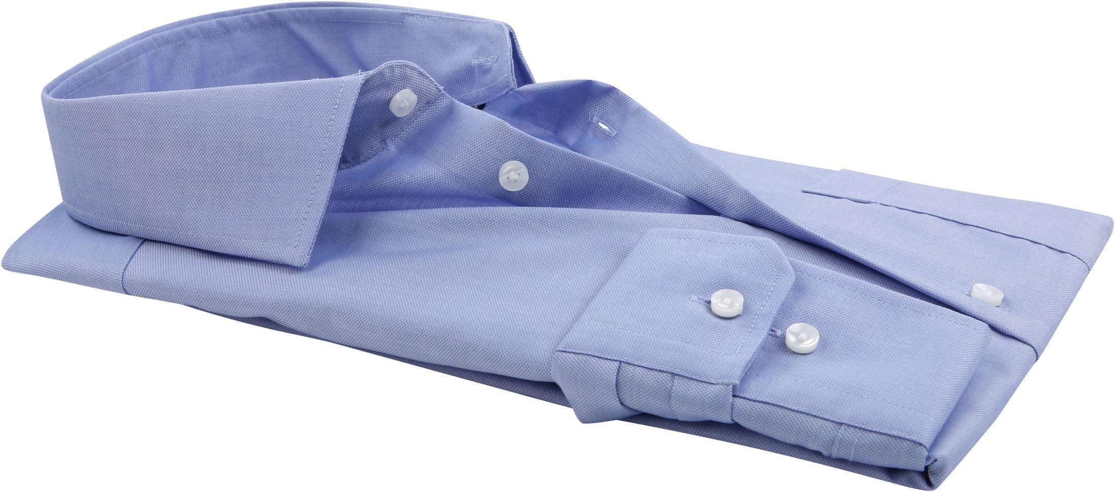 Seidensticker Overhemd MF Blauw foto 3