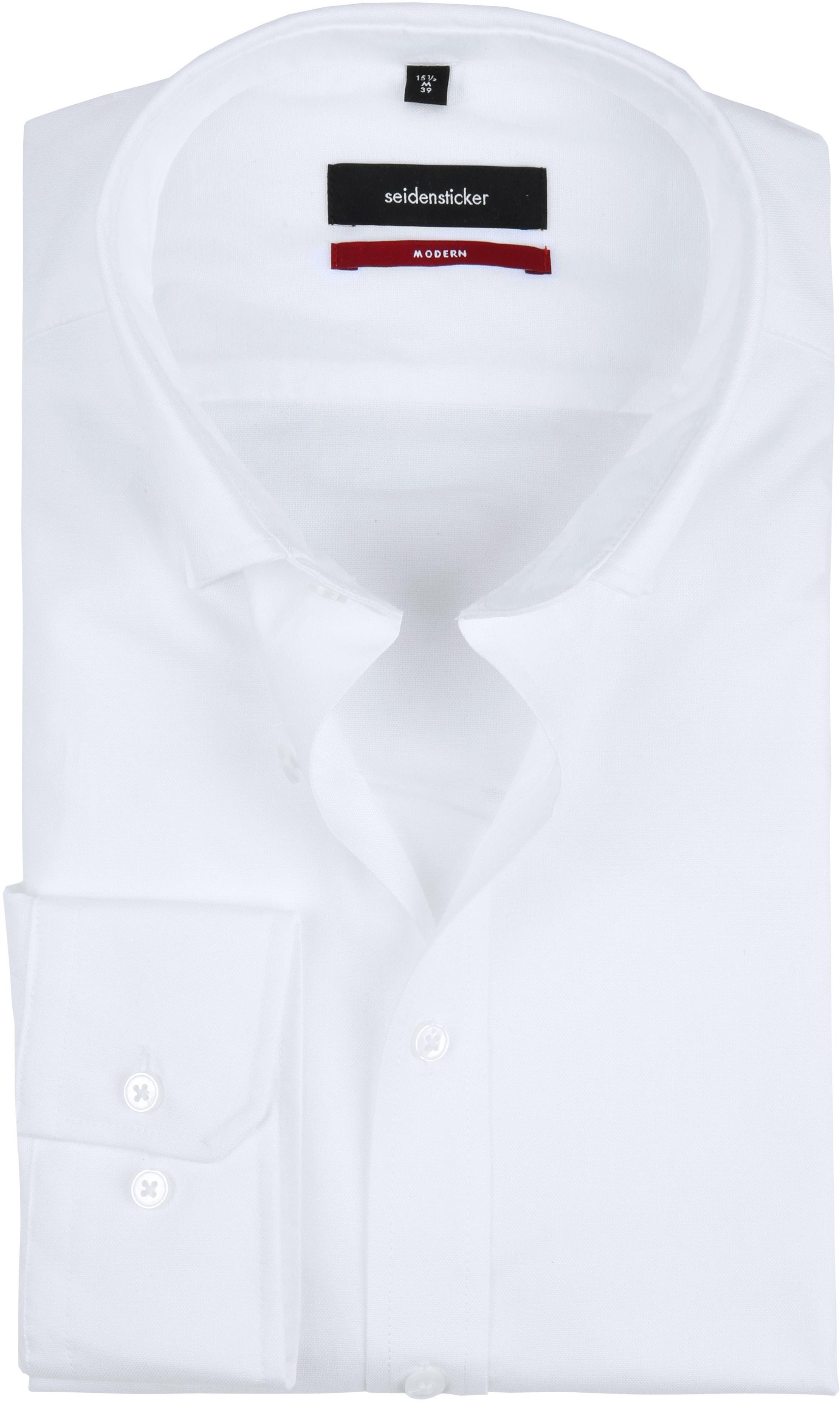 Seidensticker Overhemd MF Wit foto 0
