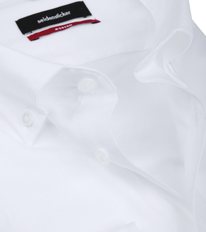 Seidensticker Overhemd MF Wit foto 1