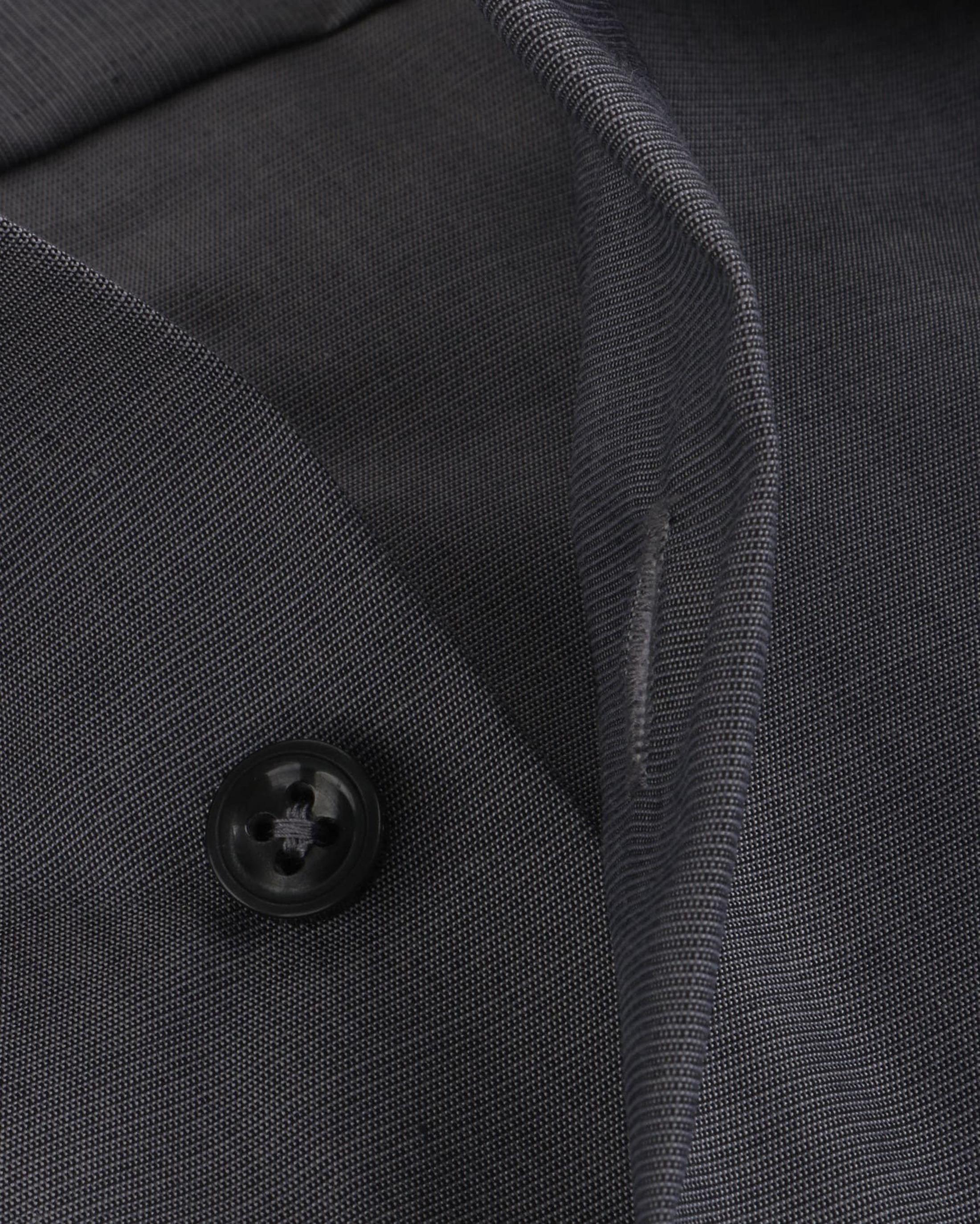 Seidensticker Overhemd Regular Fit Antraciet foto 1