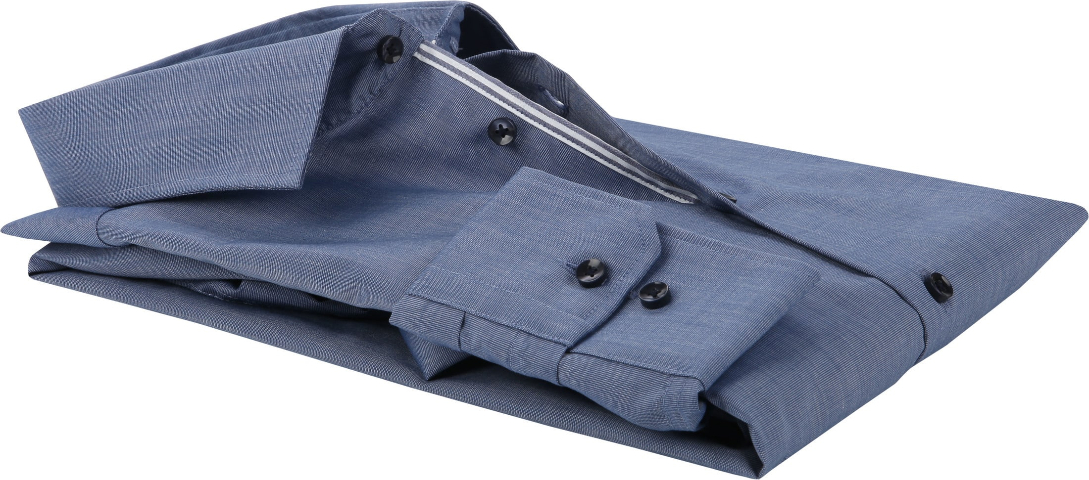 Seidensticker Overhemd TF Melange foto 3