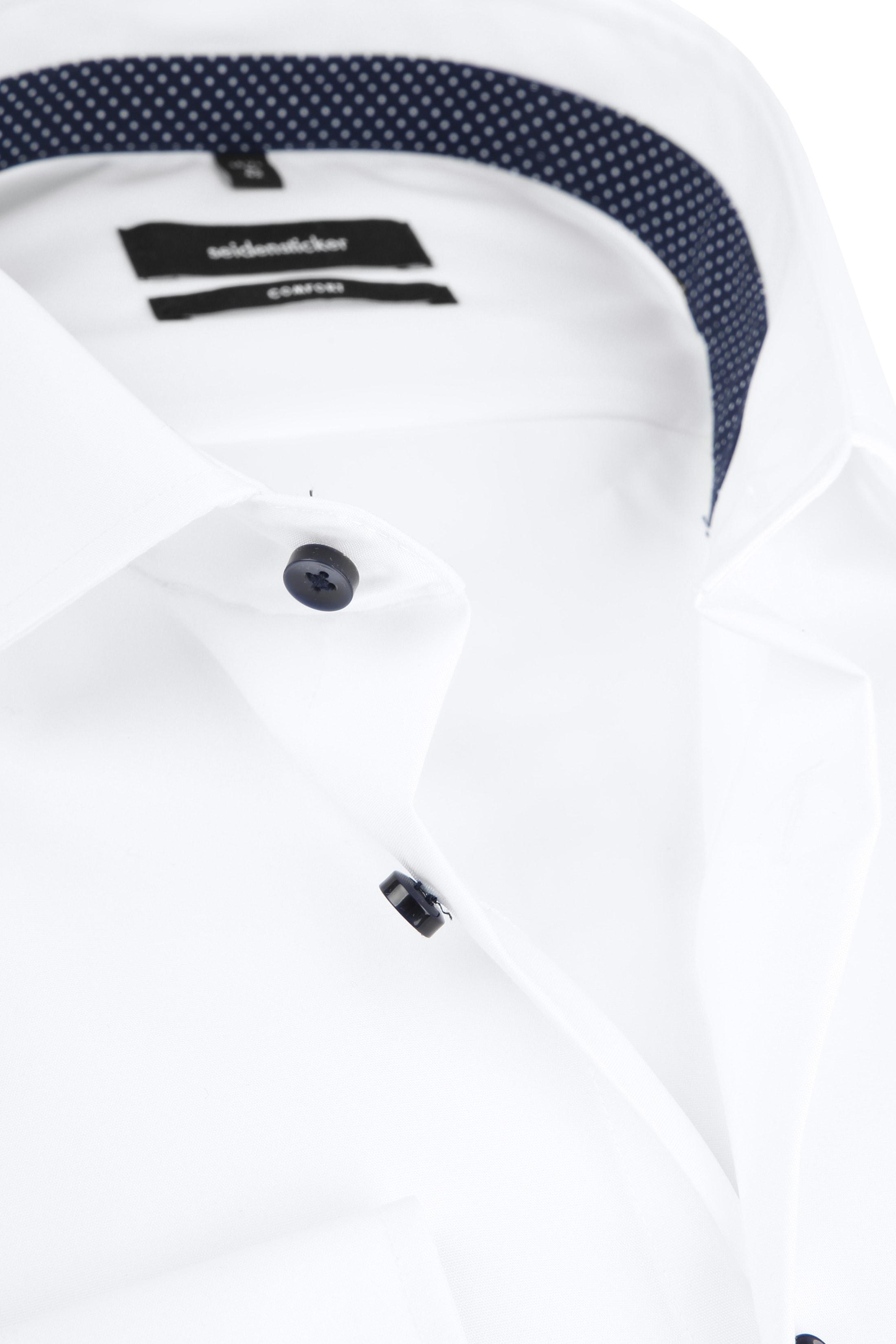 Seidensticker Shirt White CF photo 1