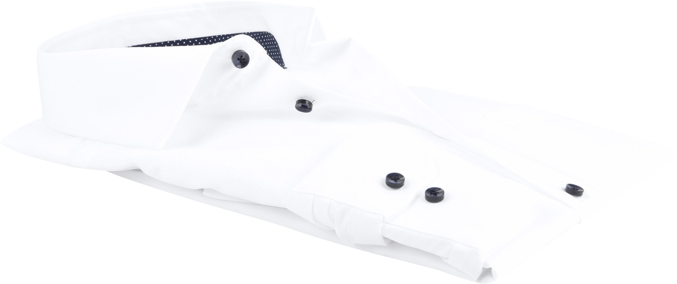 Seidensticker Shirt White CF photo 3