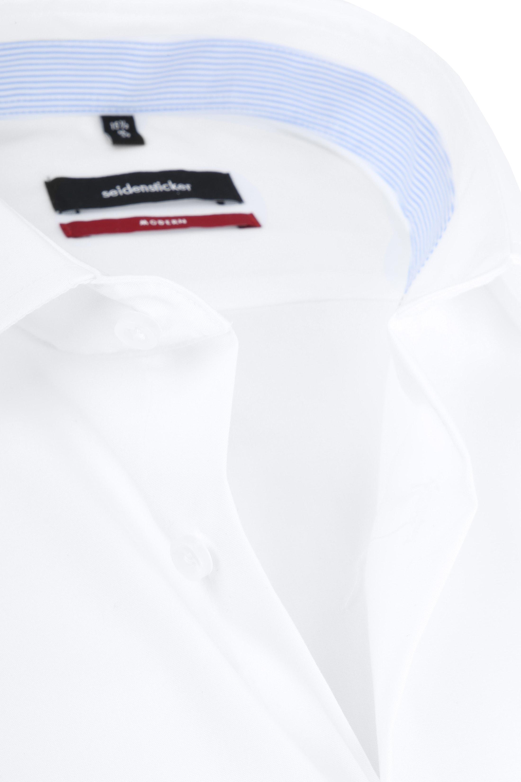 Seidensticker Shirt White MF foto 1