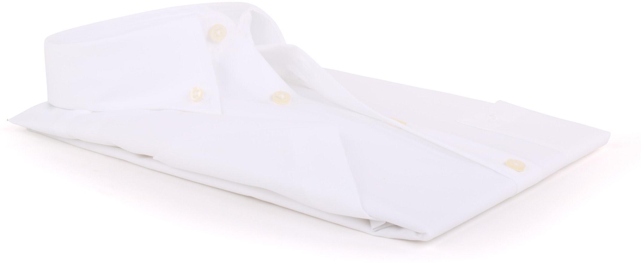 Seidensticker Splendesto Korte Mouw Overhemd Wit foto 2