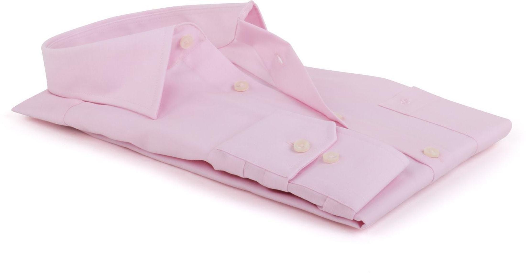 Seidensticker Splendesto Overhemd Roze foto 2