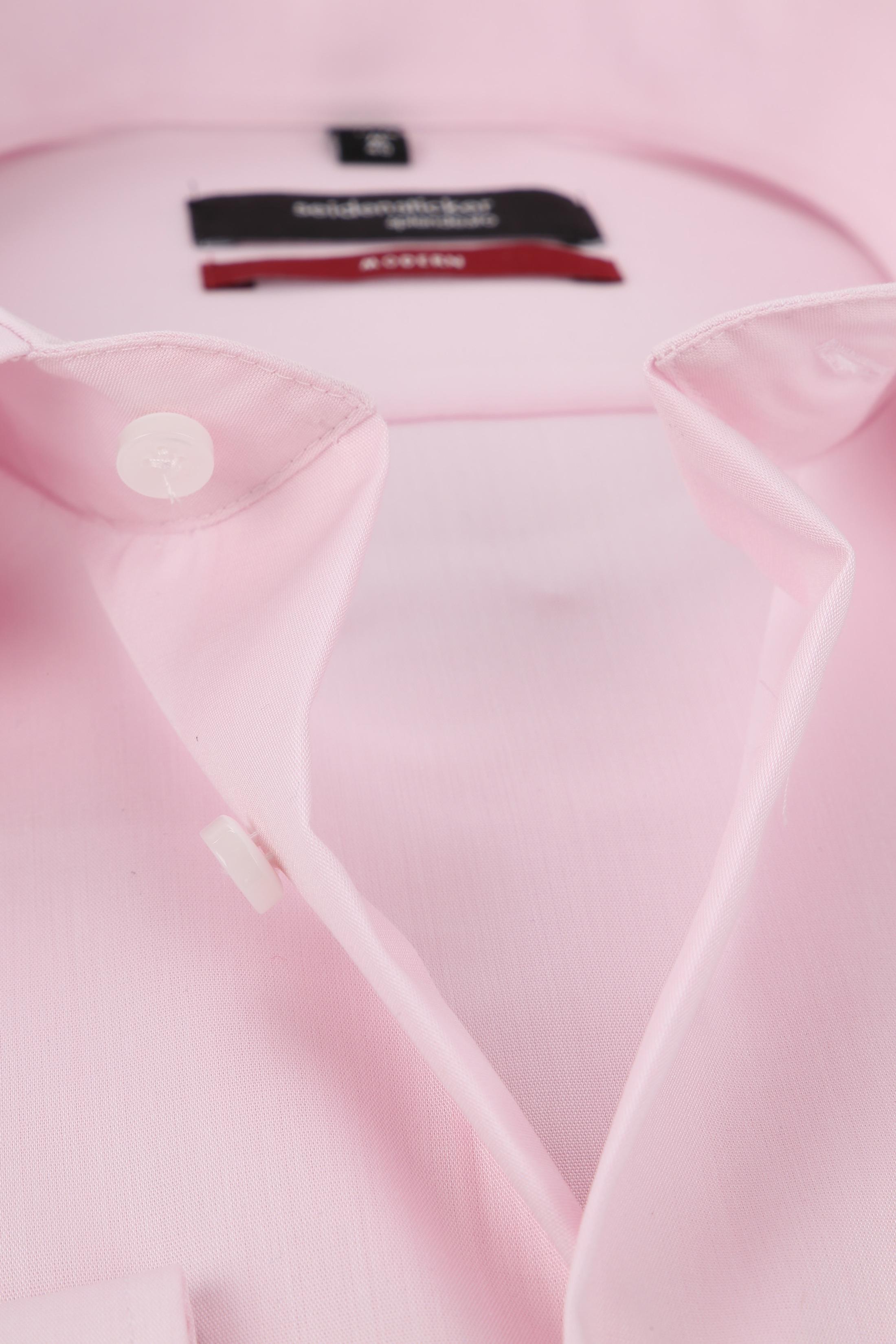 Seidensticker Splendesto Overhemd Roze foto 1