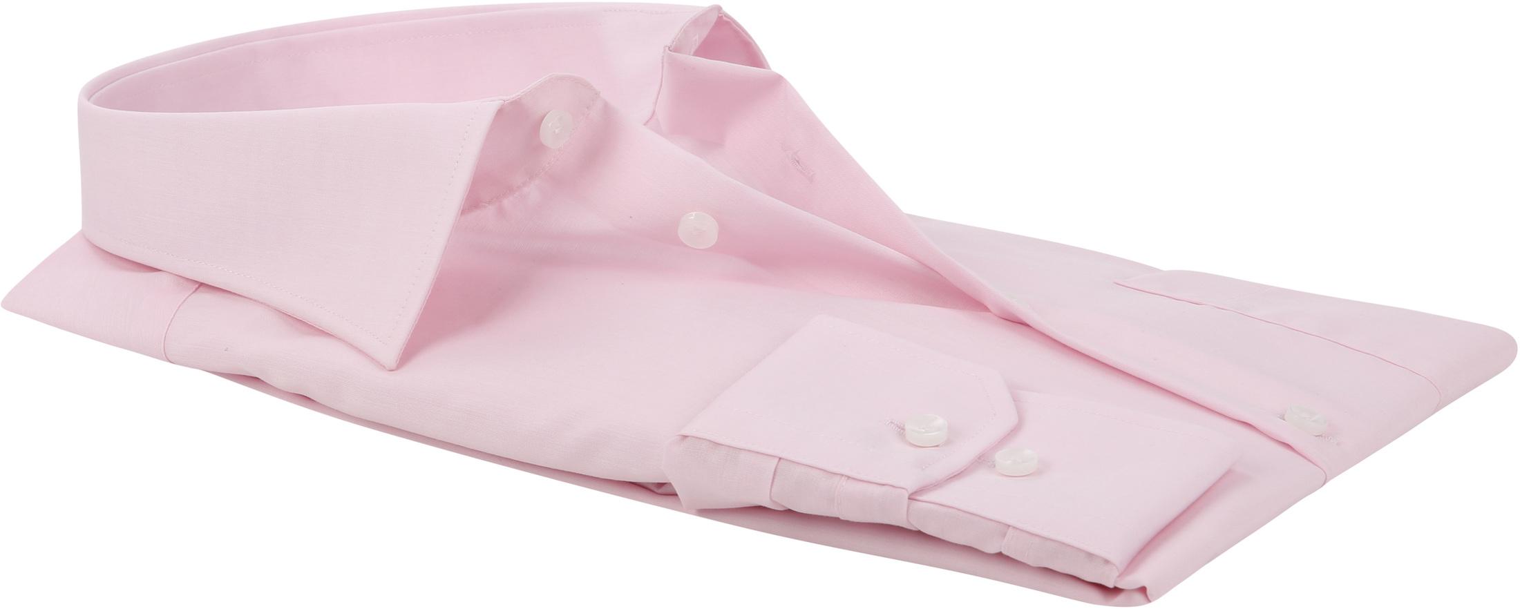 Seidensticker Splendesto Overhemd Roze foto 3