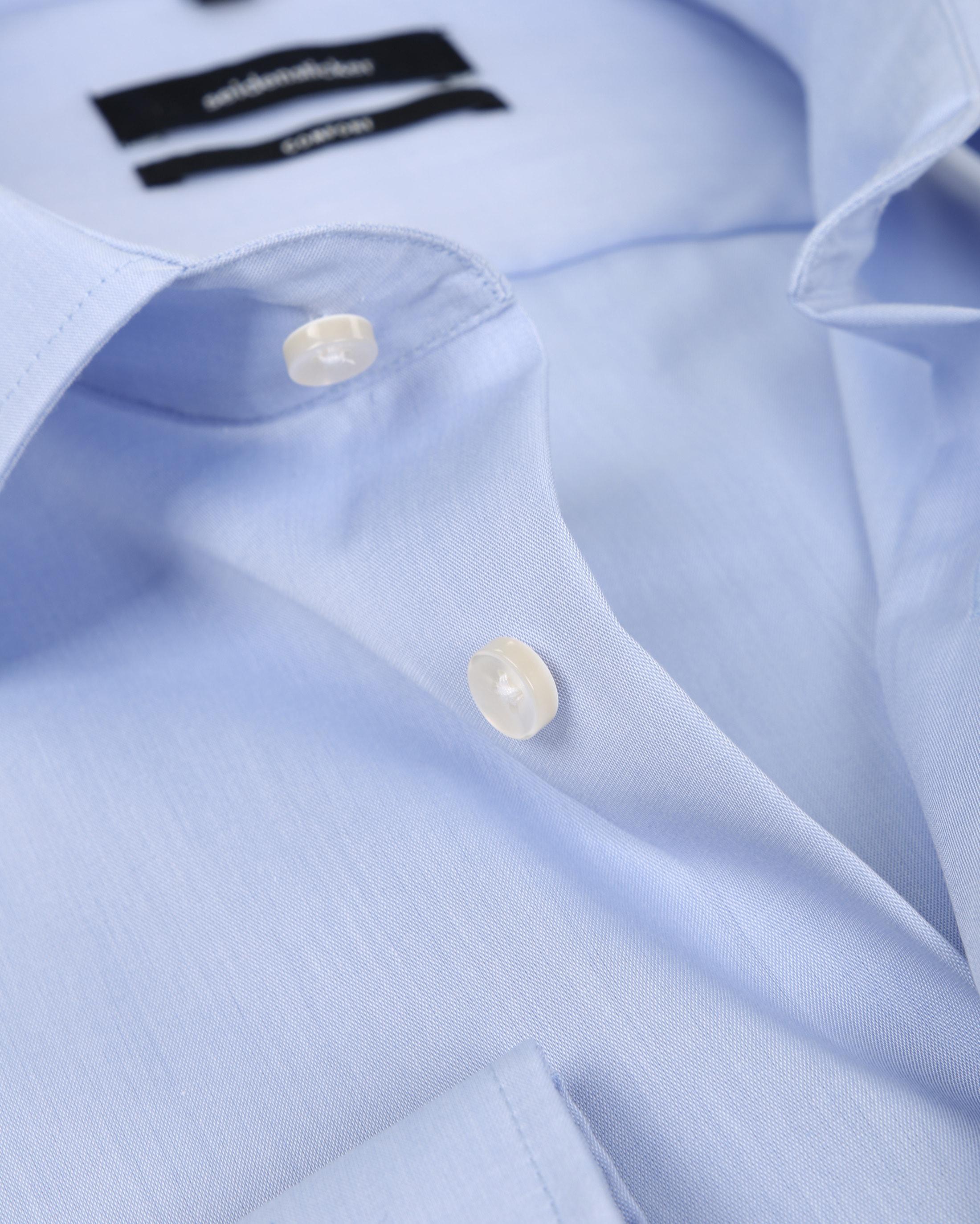 Seidensticker Strijkvrij Lichtblauw Comfort-Fit foto 1