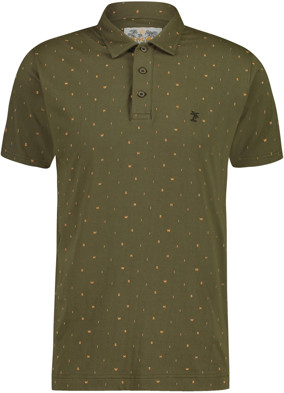 Shiwi Poloshirt Minishiwi Groen foto 0