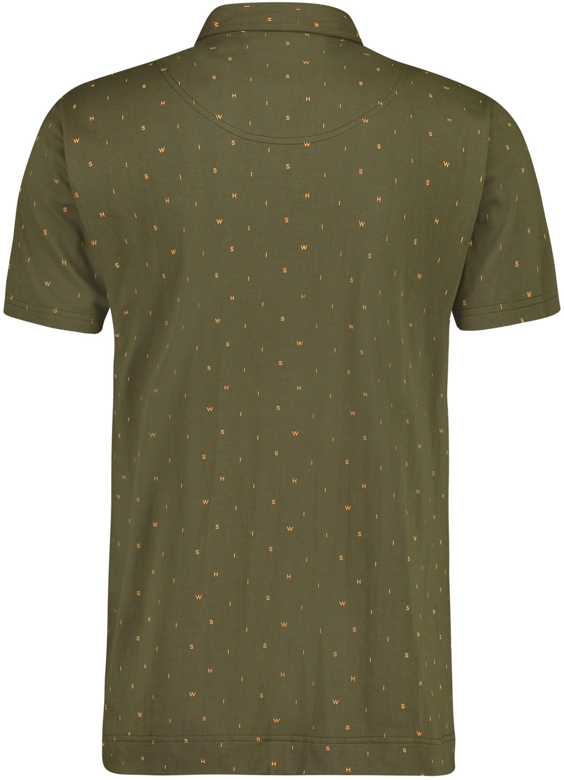 Shiwi Poloshirt Minishiwi Groen foto 1