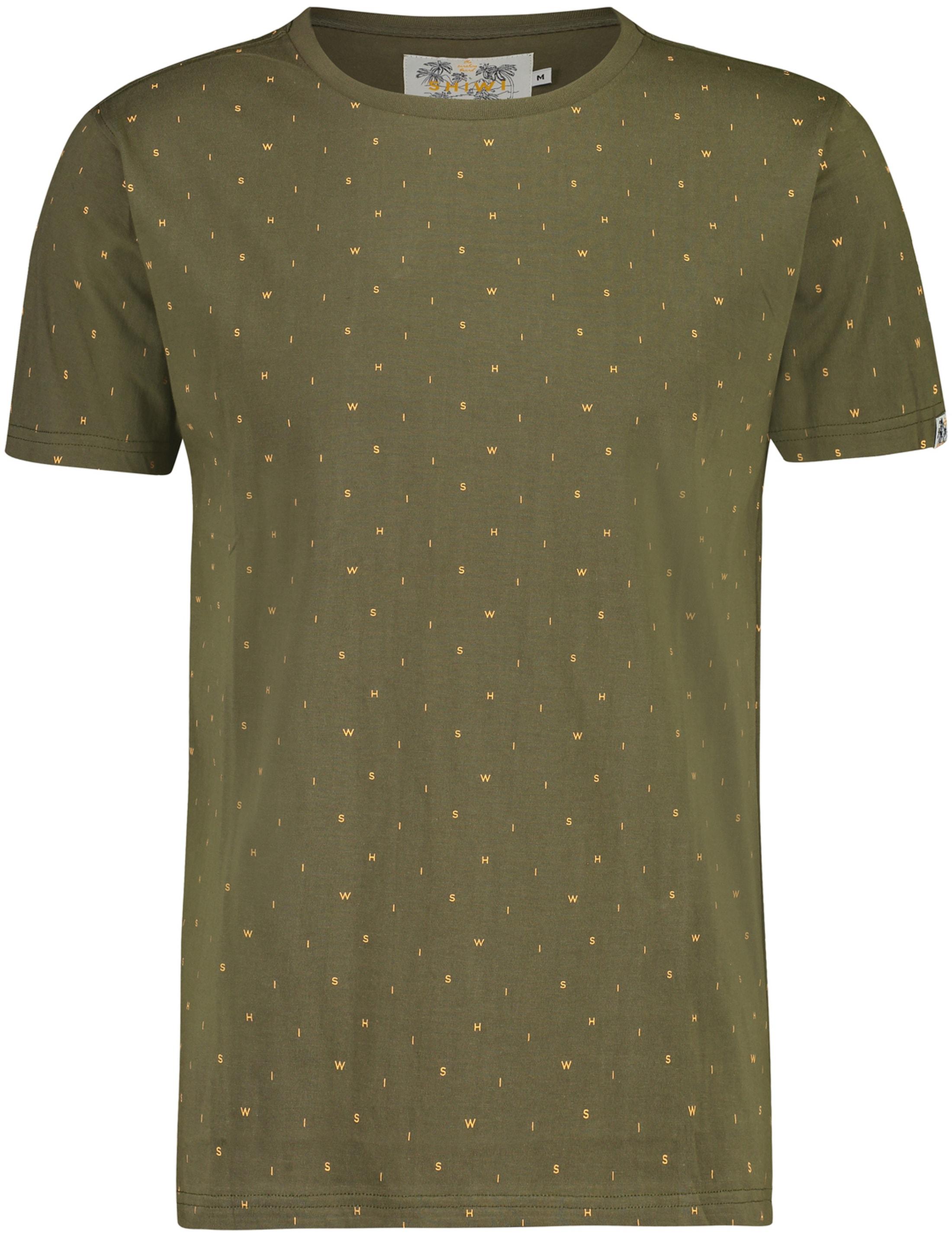 Shiwi T-Shirt Minishiwi Groen foto 0