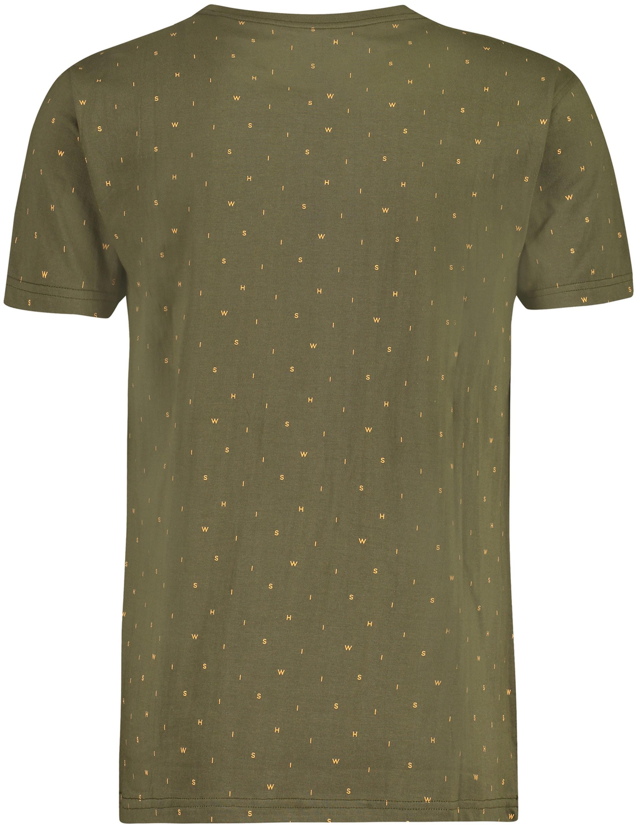 Shiwi T-Shirt Minishiwi Groen foto 1