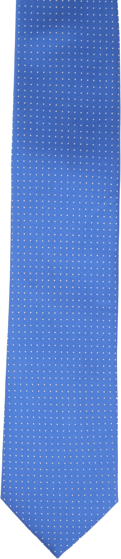 Silk Tie Dots Blue foto 2