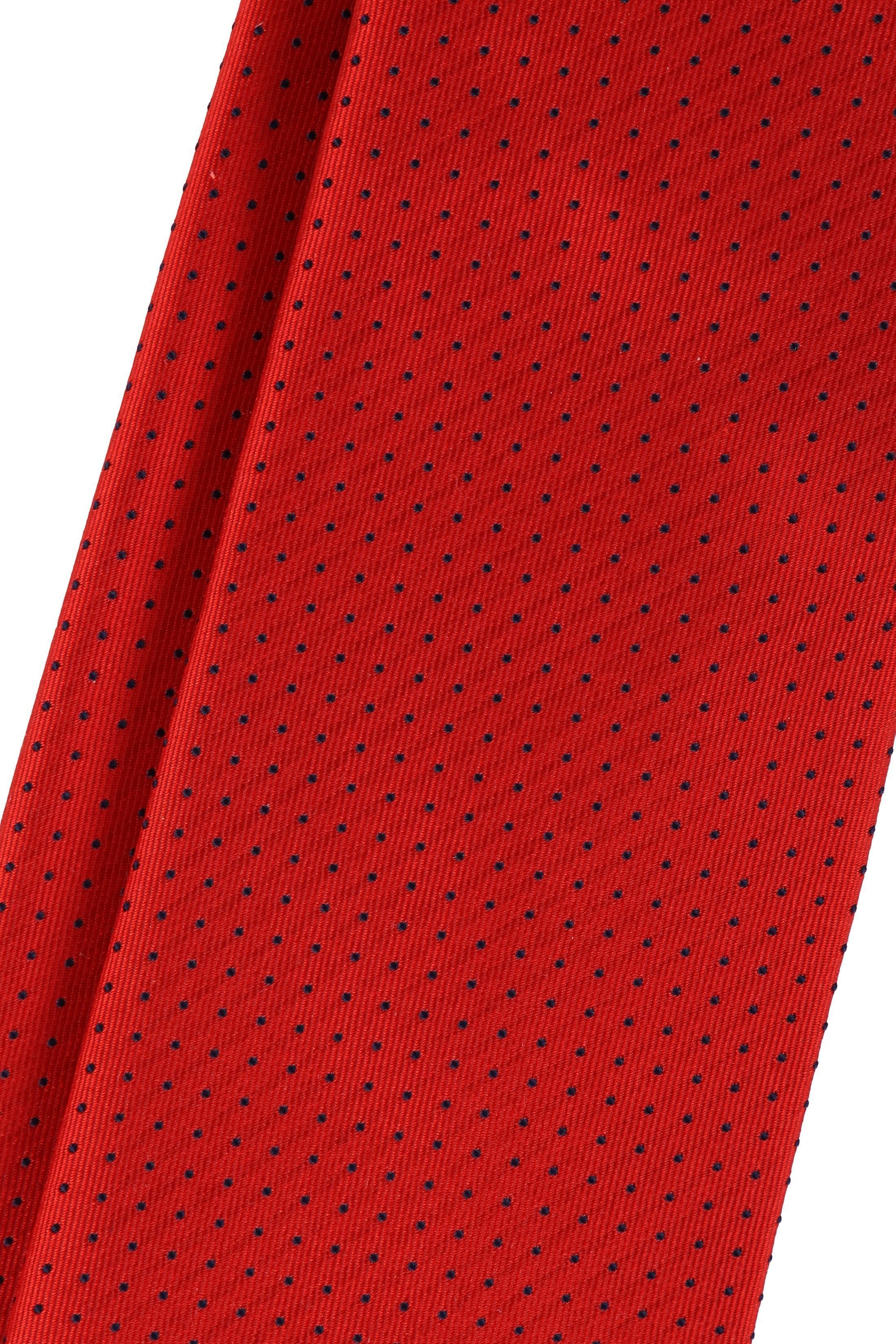 Silk Tie Dots Red foto 1
