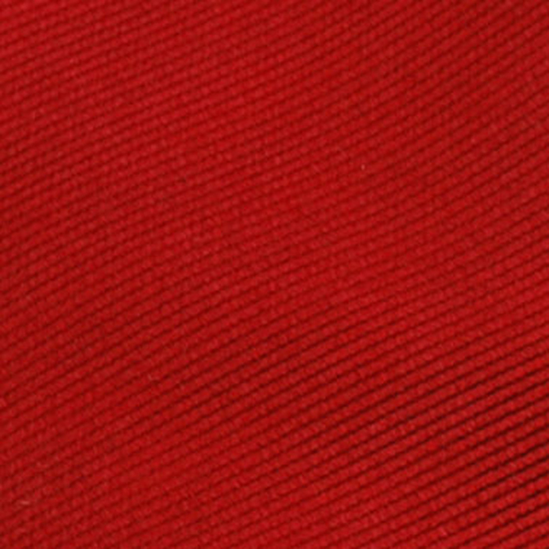 Silk Tie Red F34 foto 1