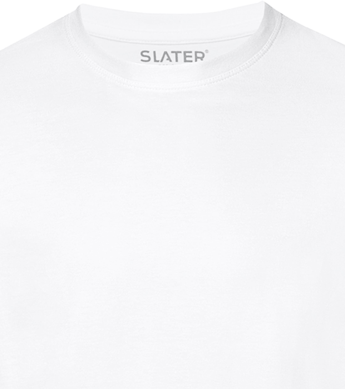 Slater 2er-Pack American T-shirt Weiß Foto 1