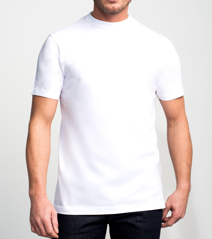 Slater 2er-Pack American T-shirt Weiß Foto 2