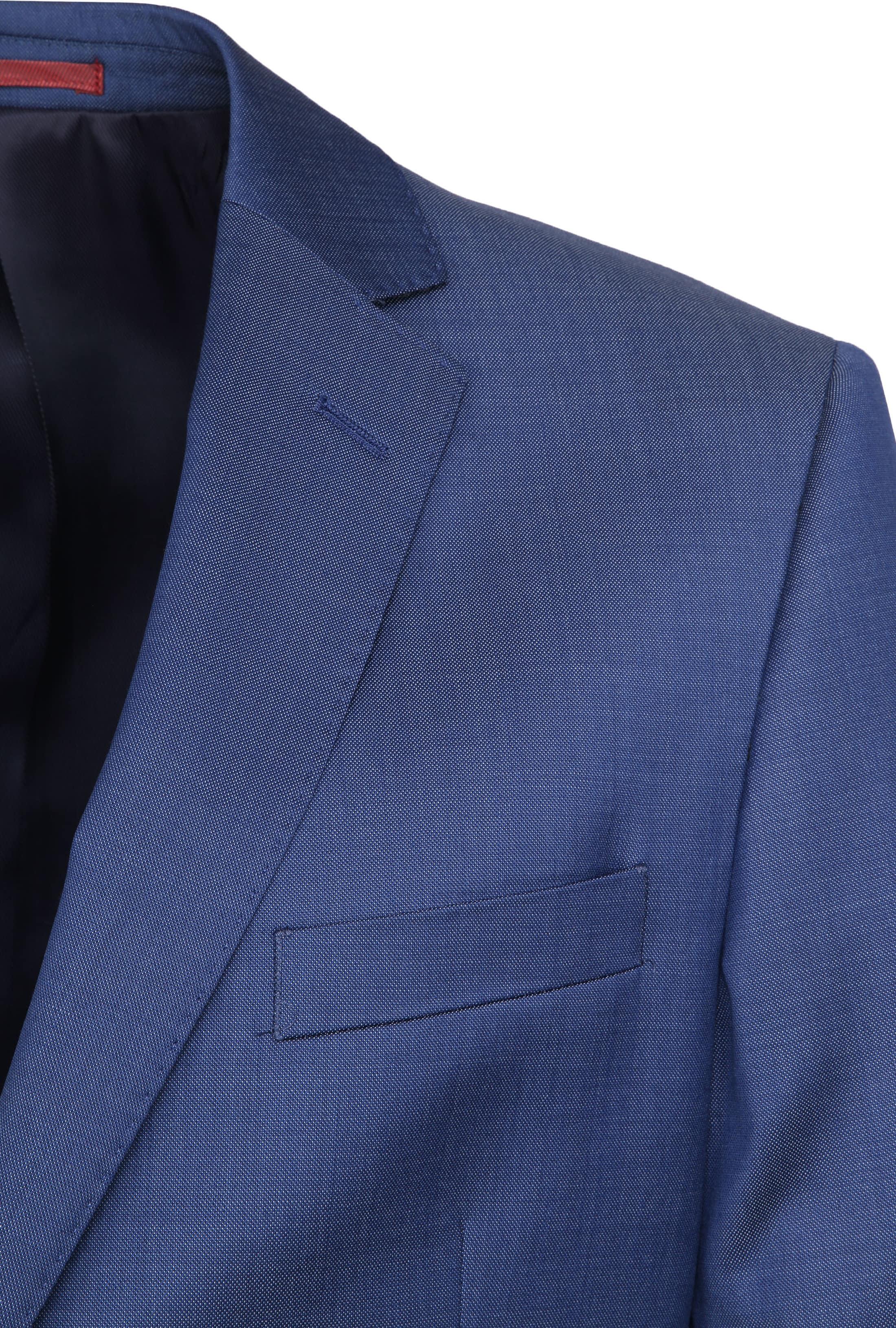 Suitable Anzug Lucius Lyon Blau foto 2