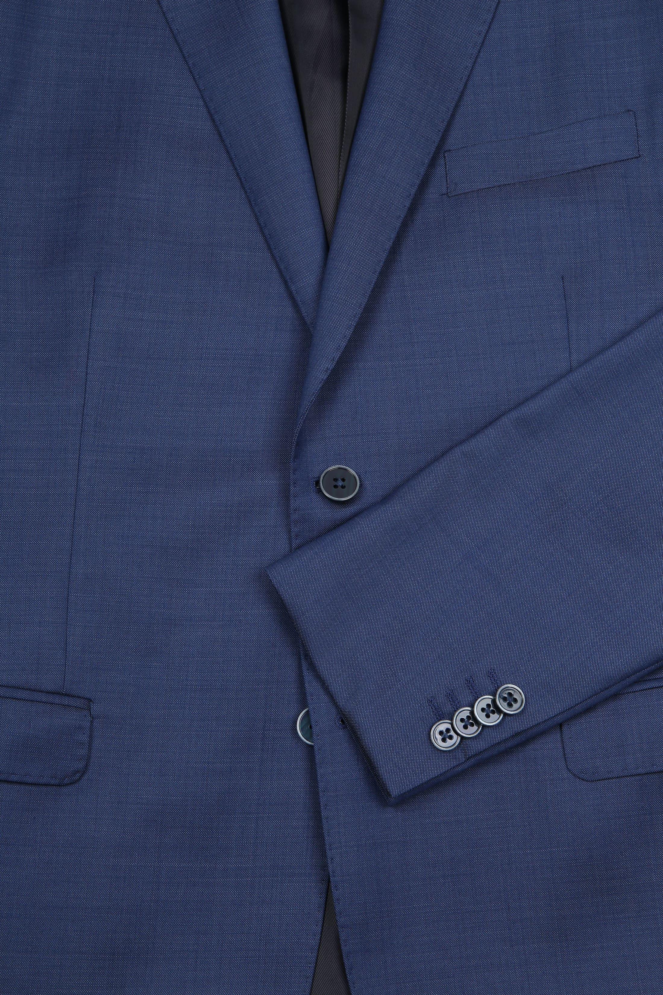 Suitable Anzug Lucius Lyon Blau foto 3