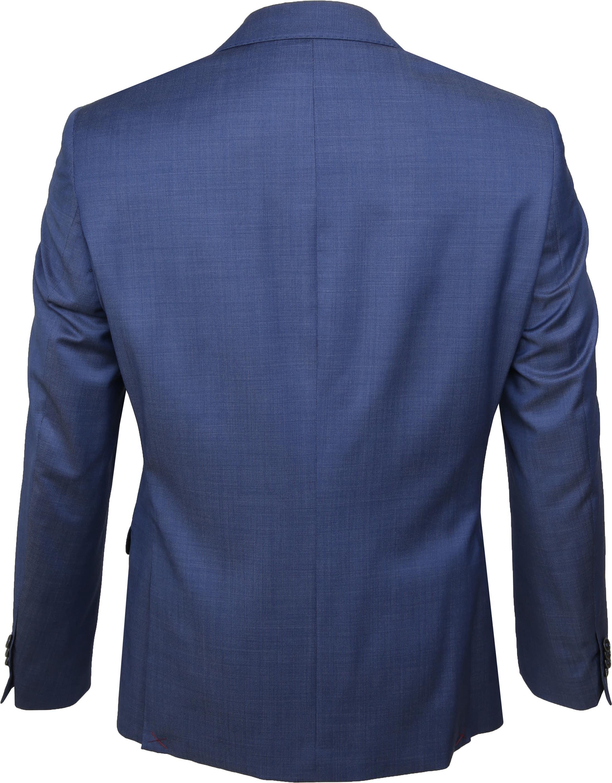Suitable Anzug Lucius Lyon Blau foto 4