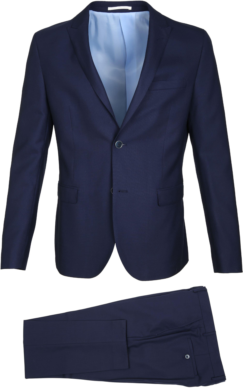 Suitable Anzug Strato Dunkelblau foto 1