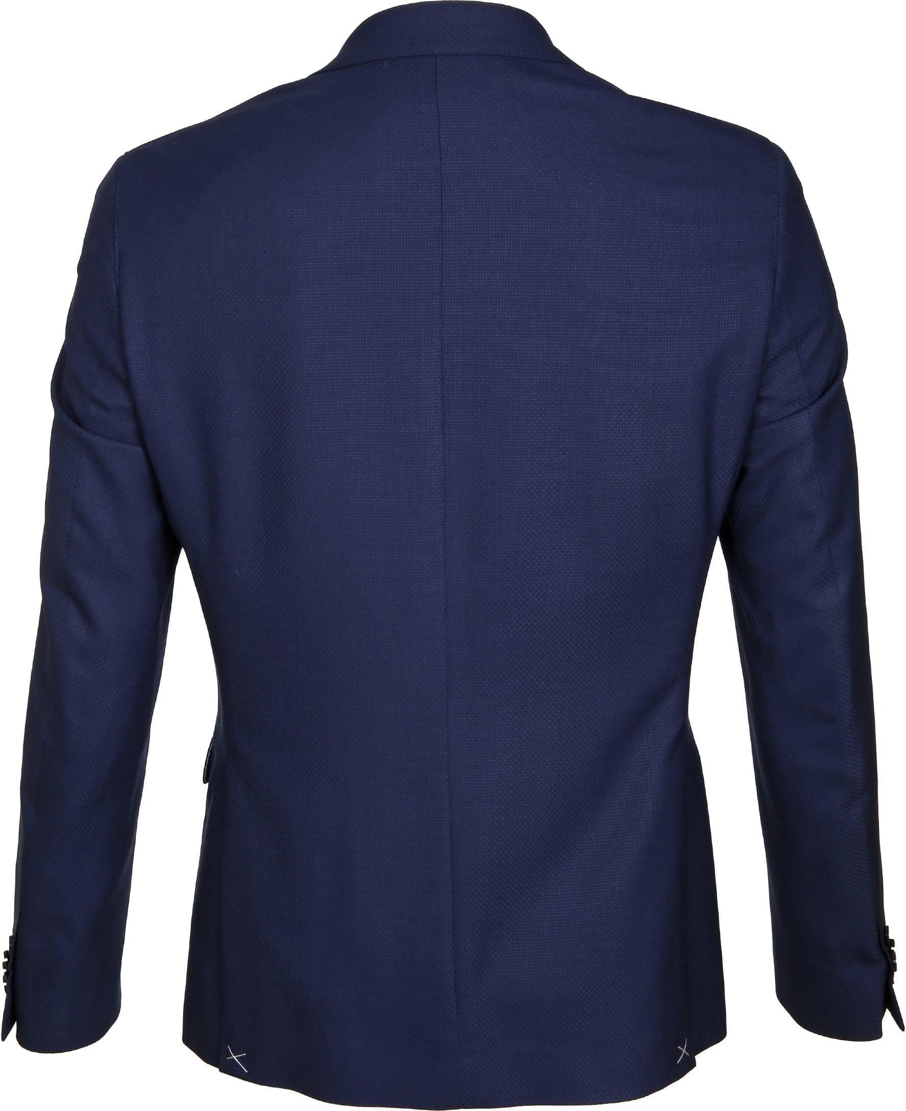 Suitable Anzug Strato Dunkelblau foto 4