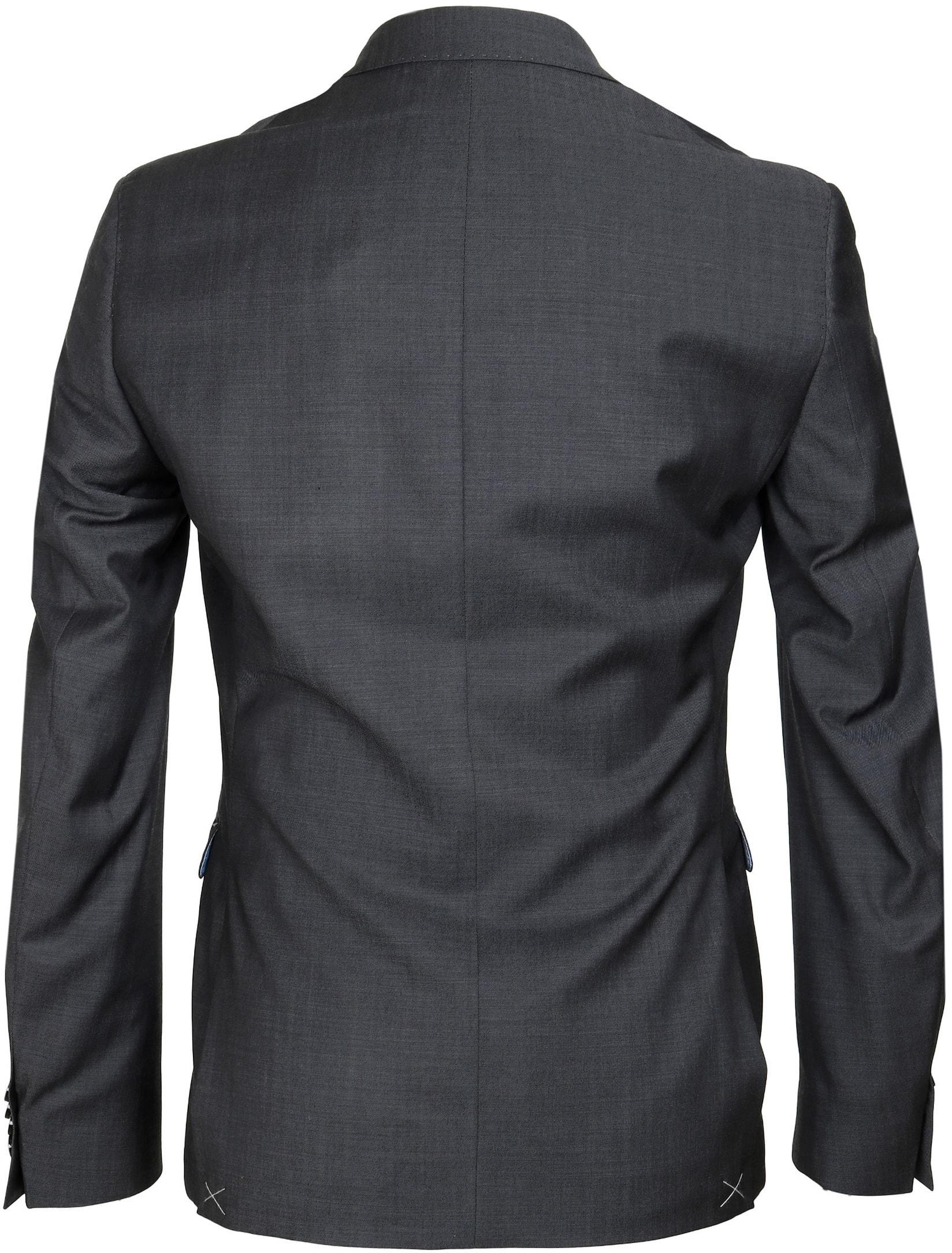 Suitable Anzug Strato Dunkelgrau foto 4