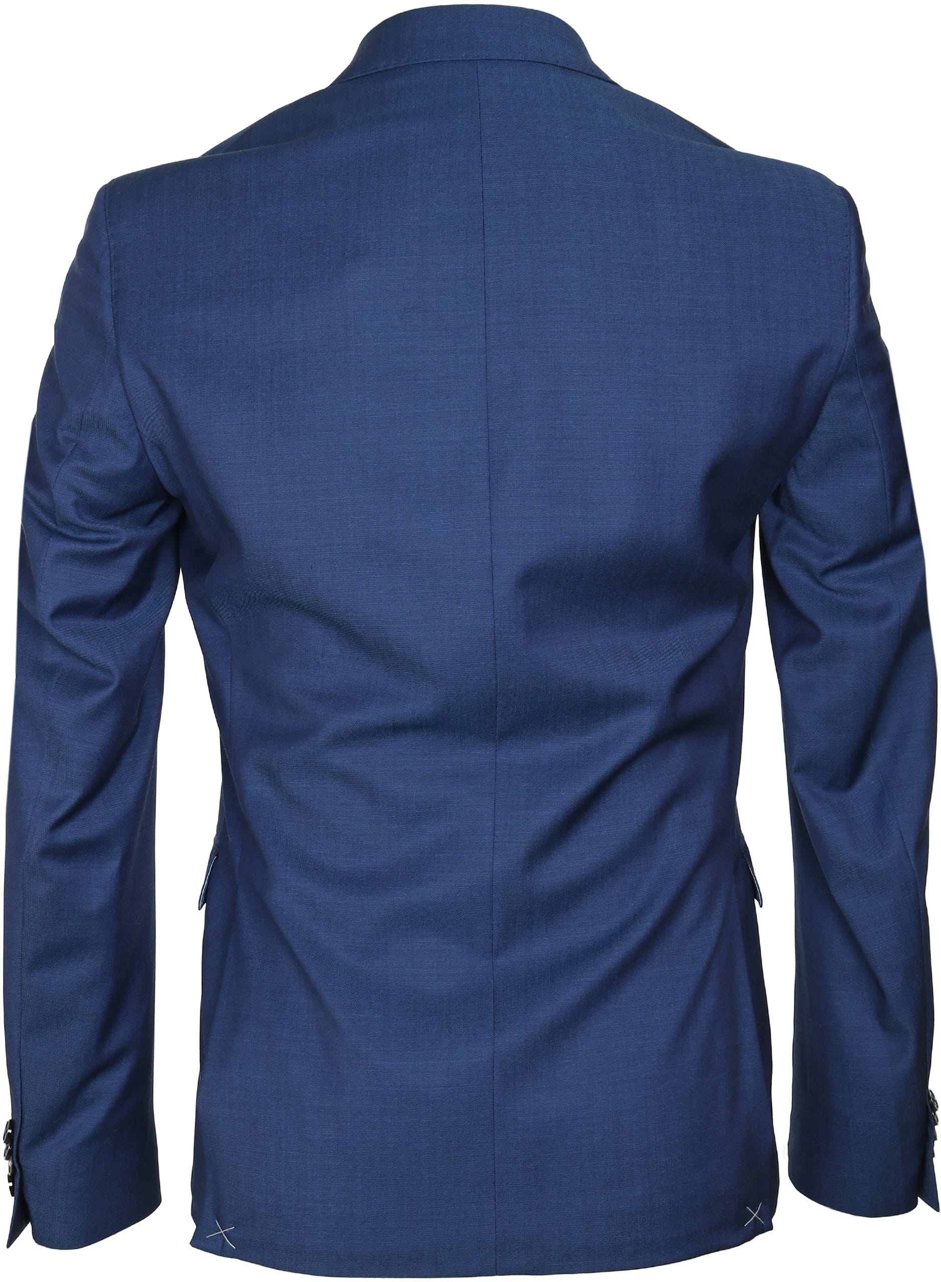 Suitable Anzug Strato Hellblau Navy foto 4
