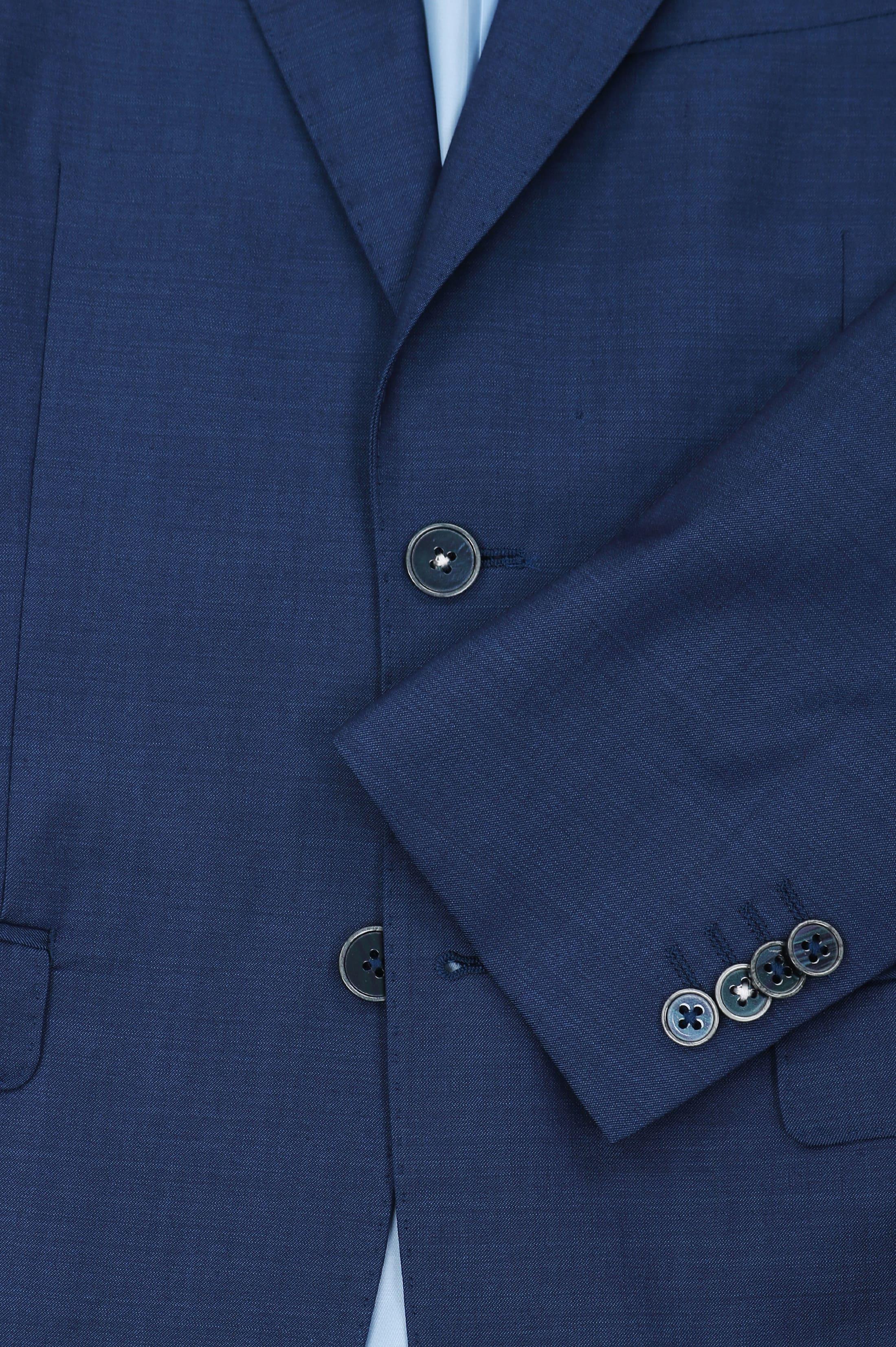 Suitable Anzug Strato Hellblau Navy foto 1