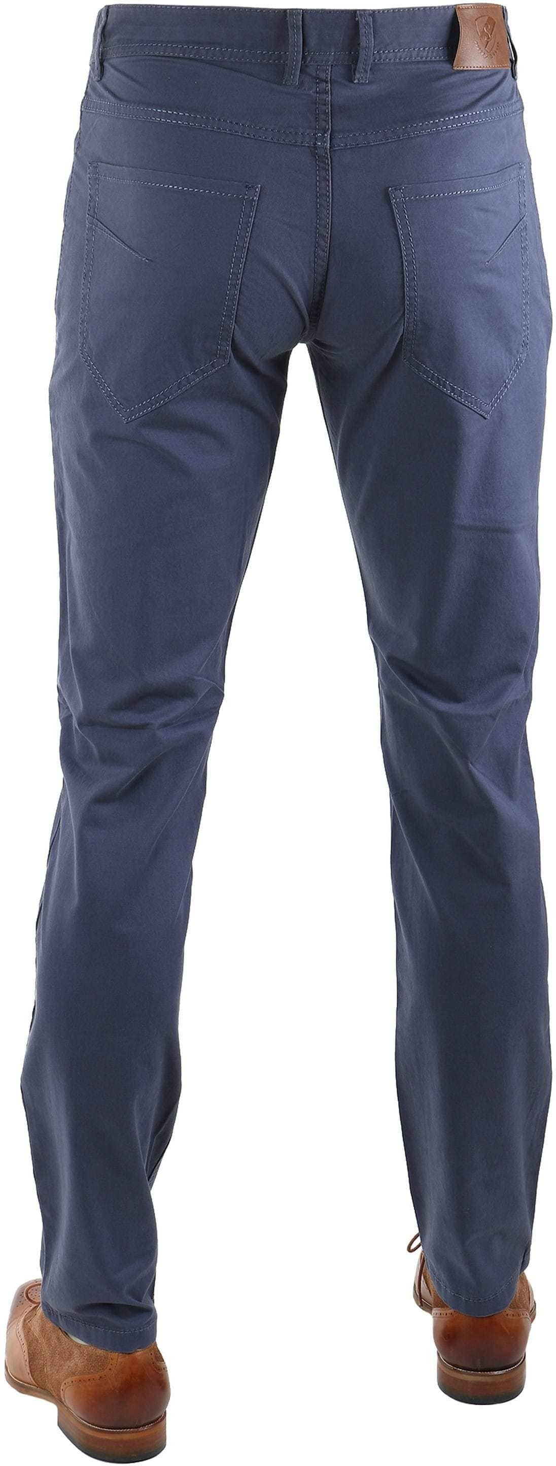 Suitable Barrie Broek Donkerblauw foto 1