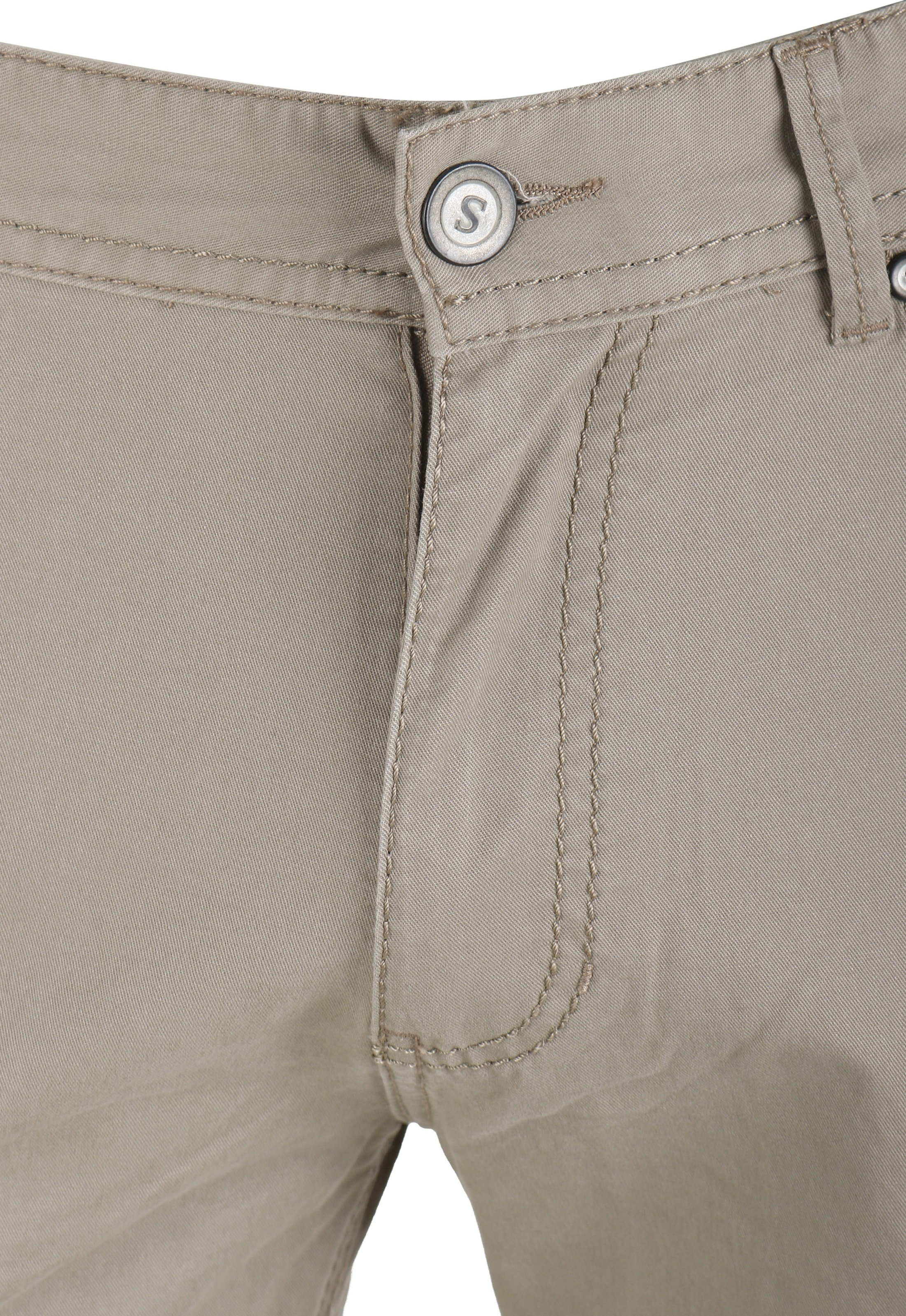 Suitable Barrie Broek Khaki foto 2