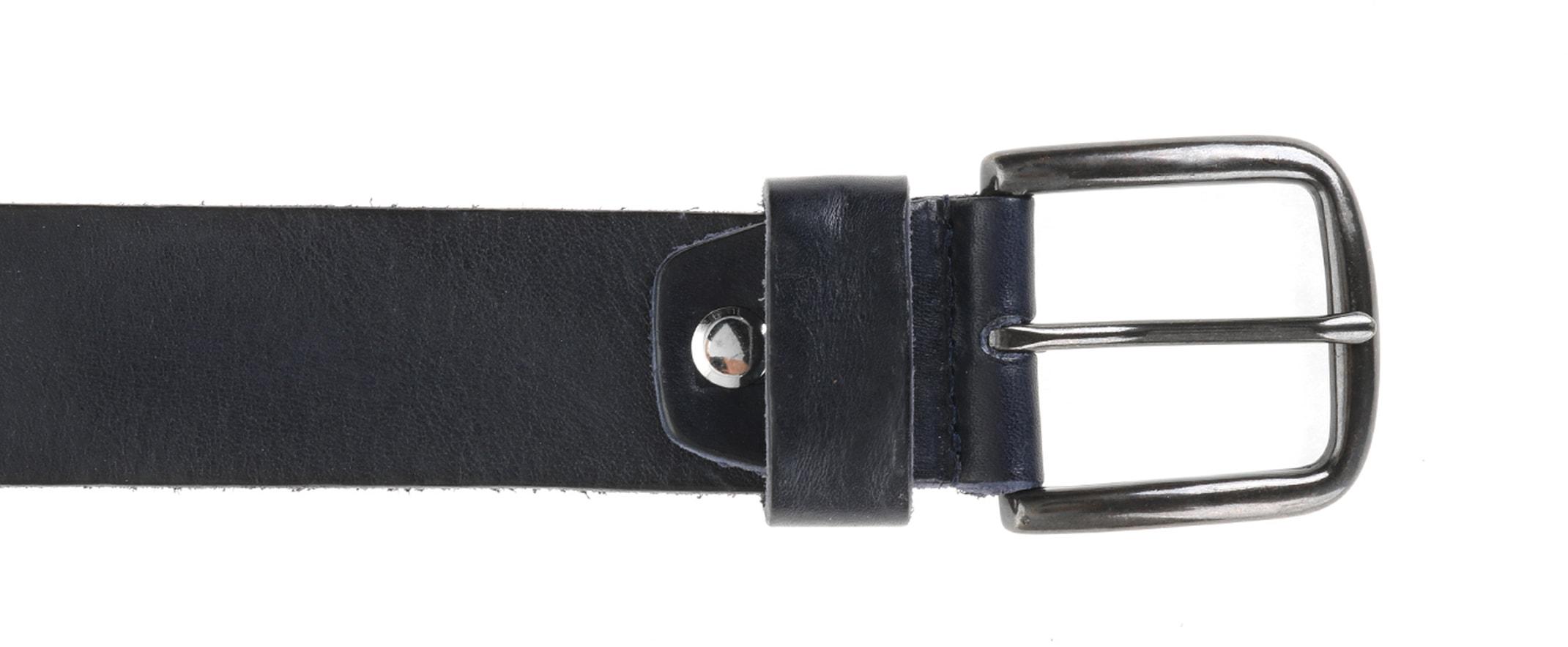 Suitable Belt Casual Dark Blue 003 foto 1