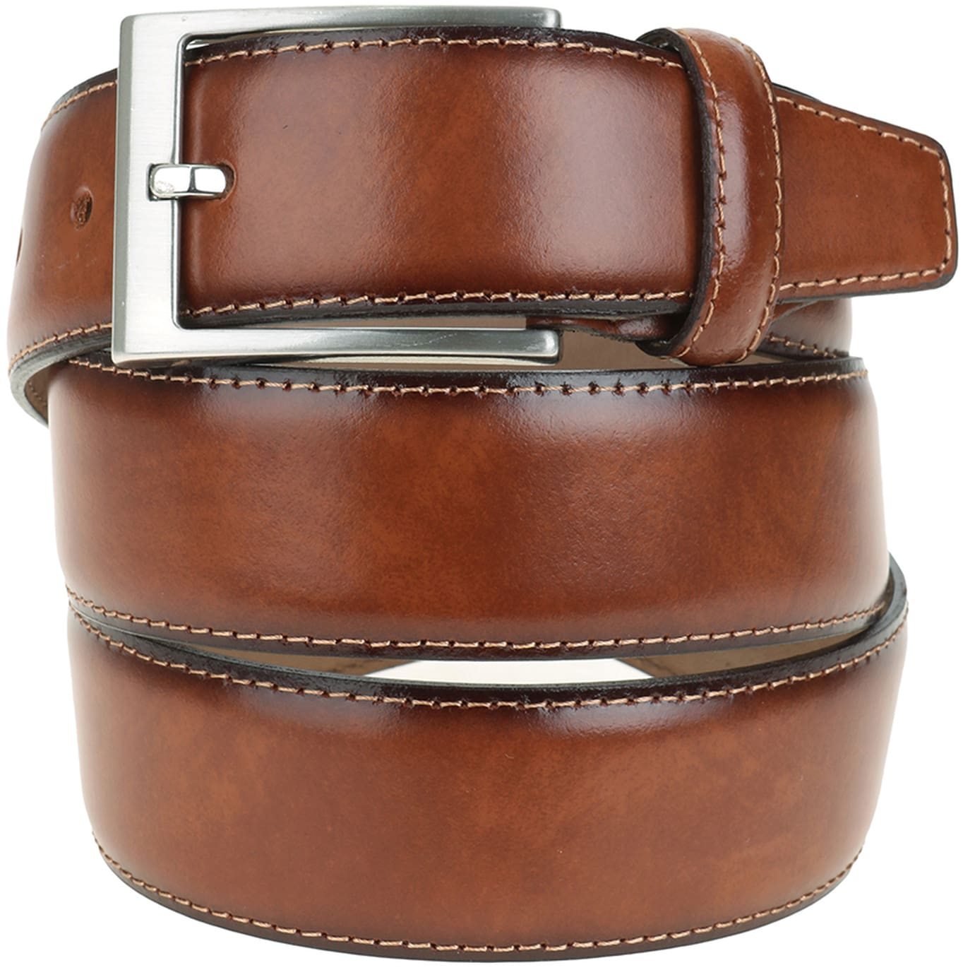 Suitable Belt Cognac 316 foto 0