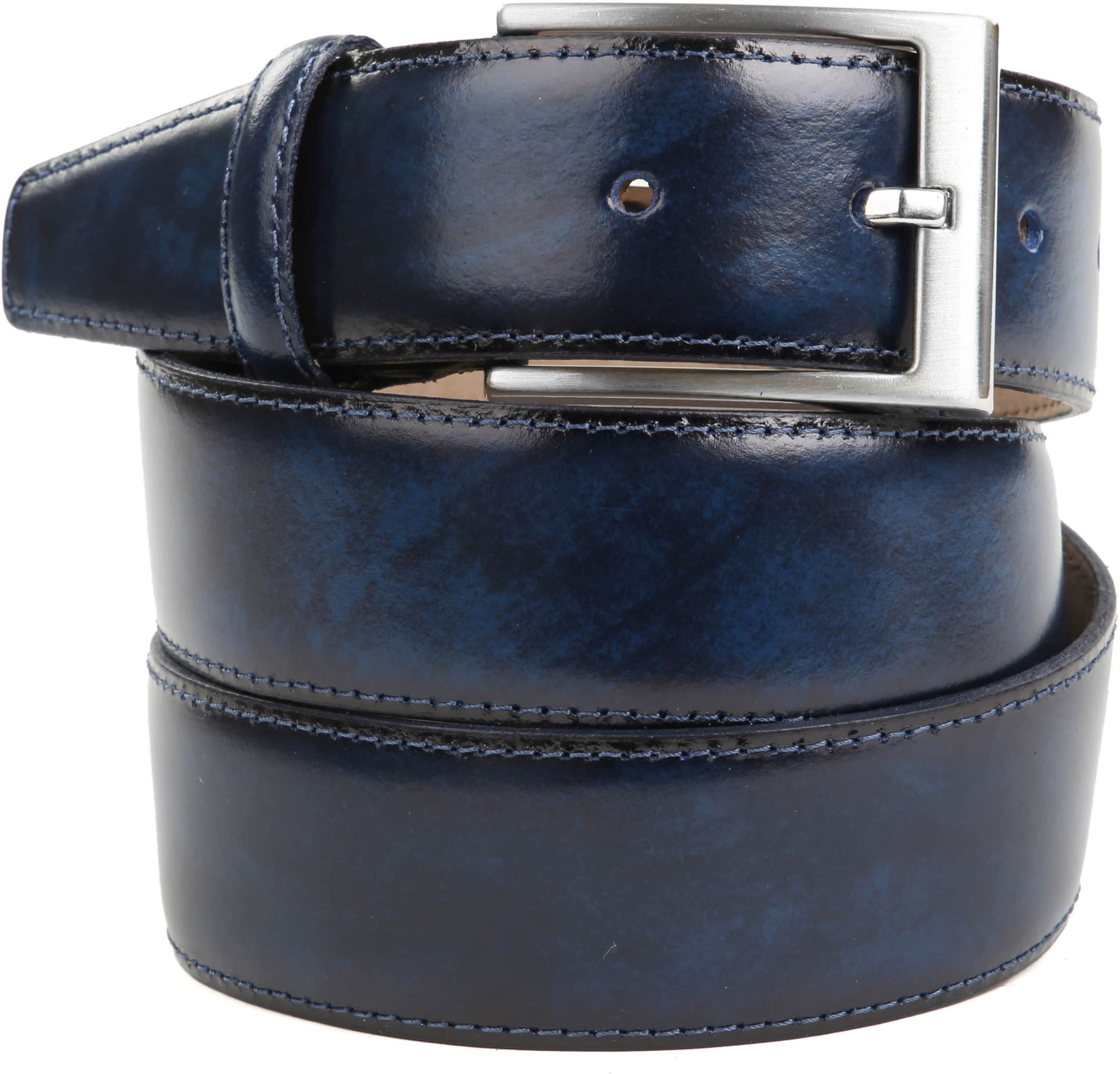 Suitable Belt Dark Blue 317 foto 0
