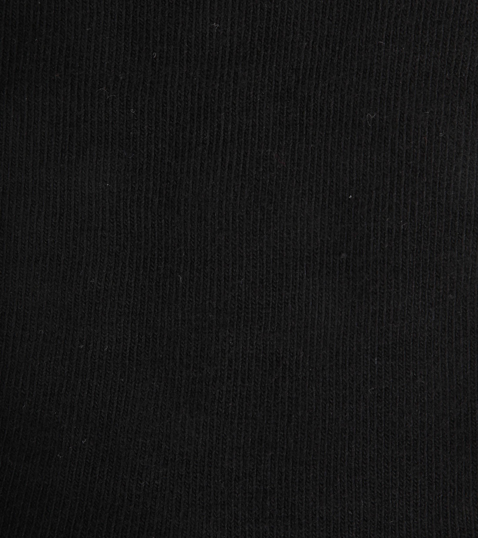 Suitable Bio Katoen Sokken Zwart 3-Pack